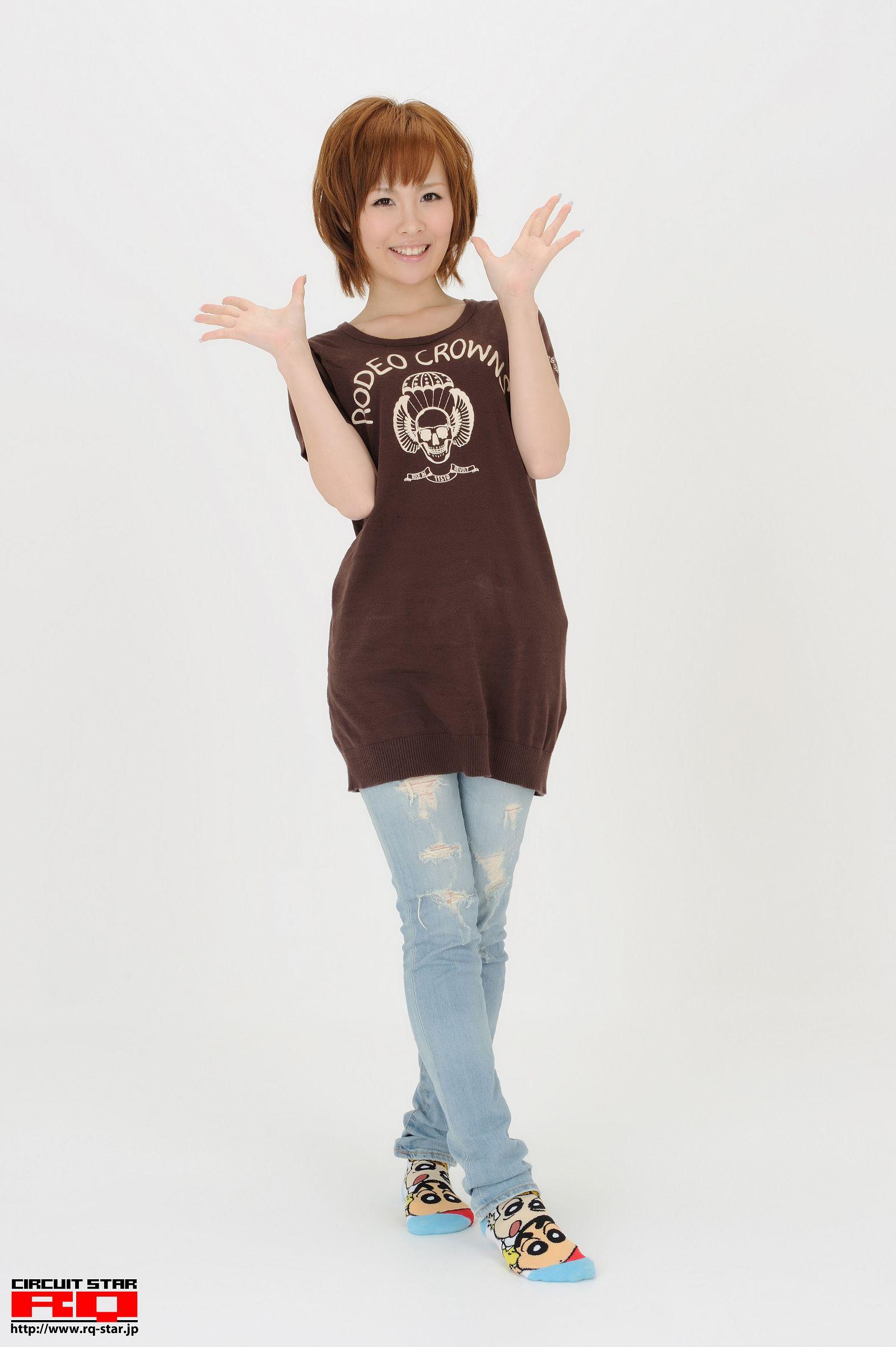 [RQ STAR美女] NO.00480 Sayu Kuramochi 倉持さゆ Private Dress[95P] RQ STAR 第1张