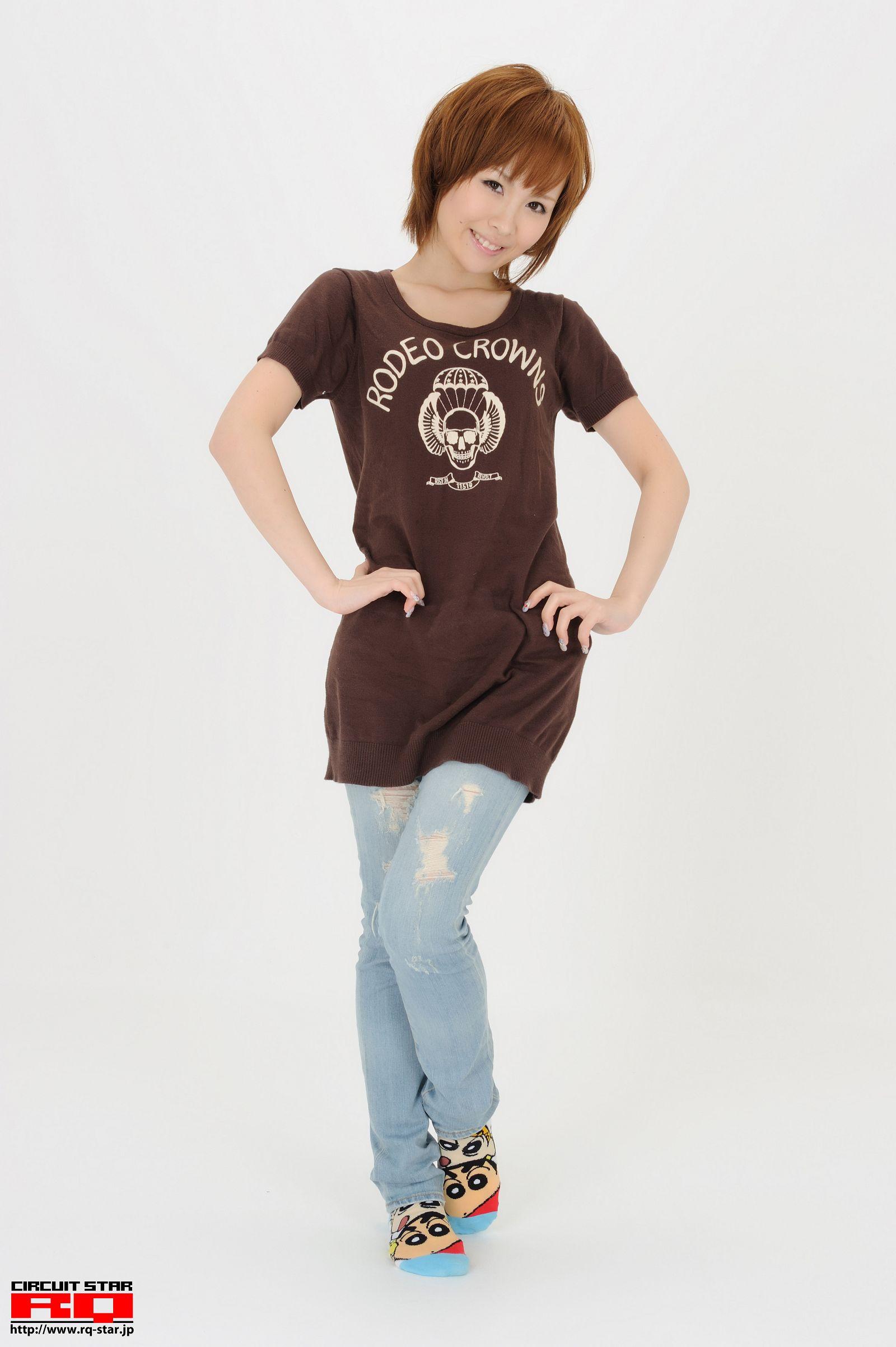 [RQ STAR美女] NO.00480 Sayu Kuramochi 倉持さゆ Private Dress[95P] RQ STAR 第2张