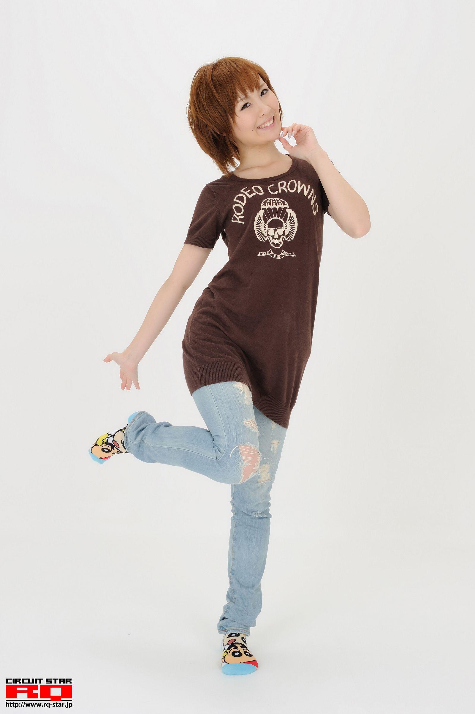[RQ STAR美女] NO.00480 Sayu Kuramochi 倉持さゆ Private Dress[95P] RQ STAR 第3张