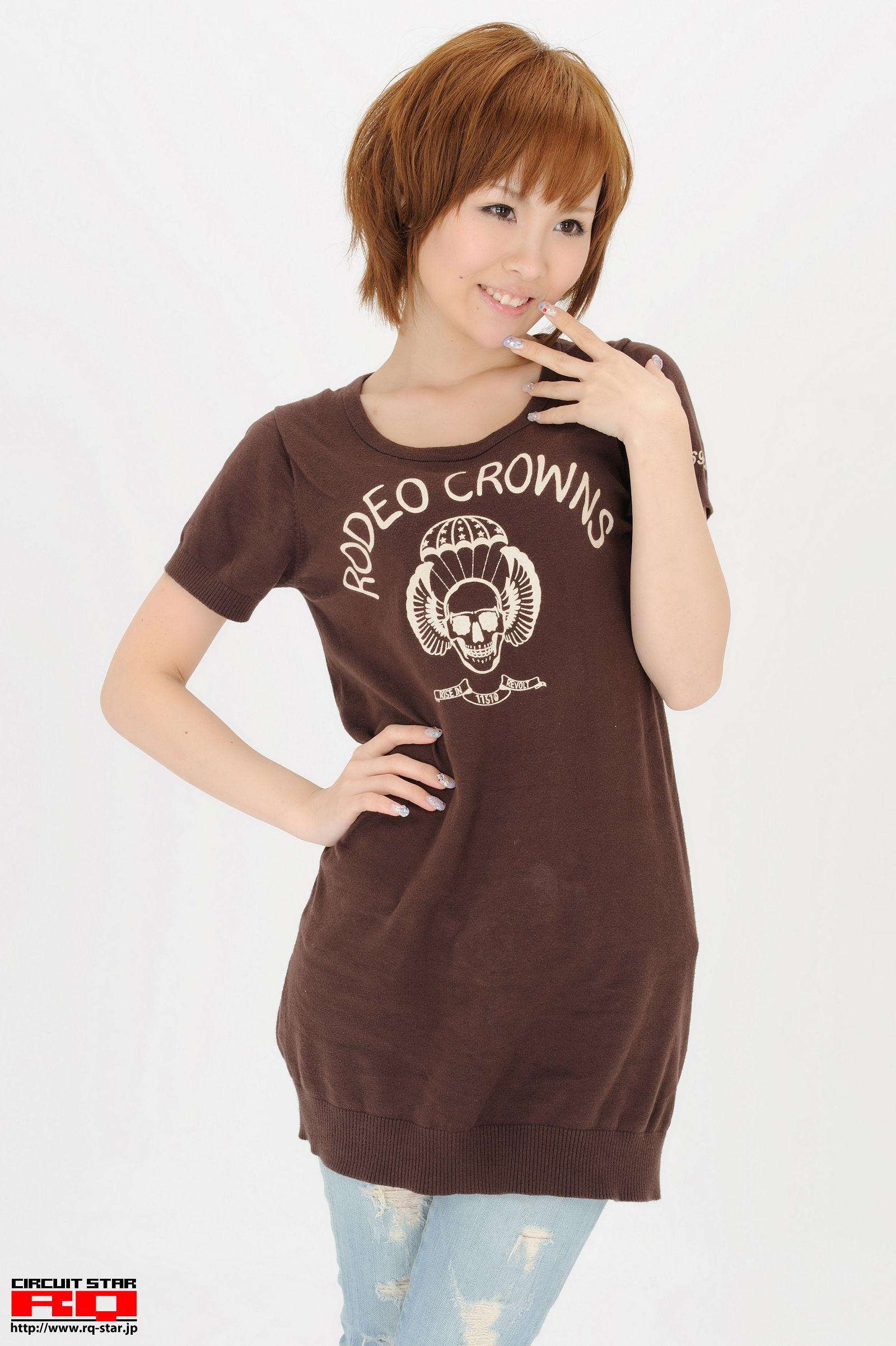 [RQ STAR美女] NO.00480 Sayu Kuramochi 倉持さゆ Private Dress[95P] RQ STAR 第4张