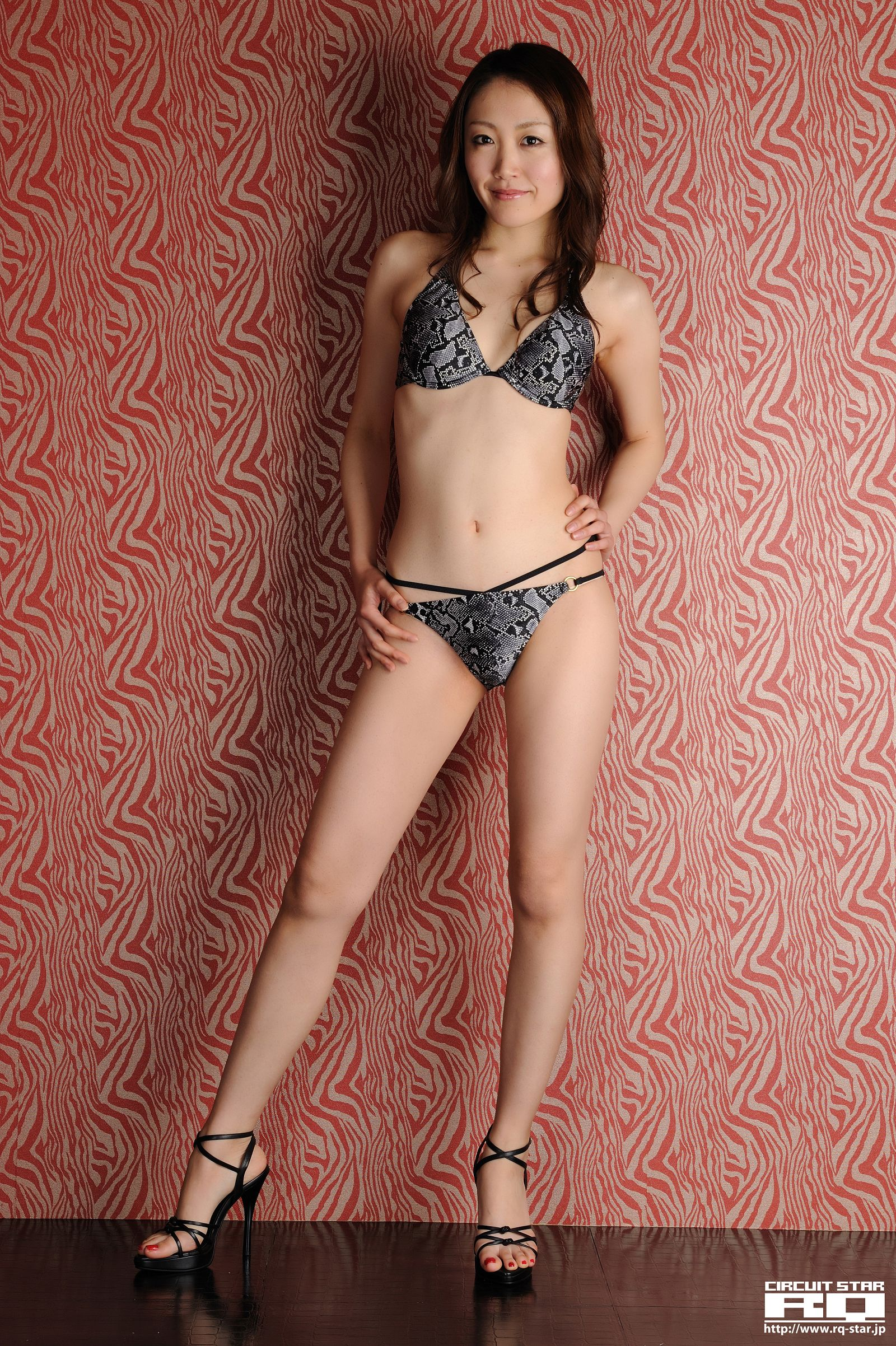 [RQ STAR美女] NO.00481 Yukina Masaki 真先由紀奈 Swim Suits[90P] RQ STAR 第1张