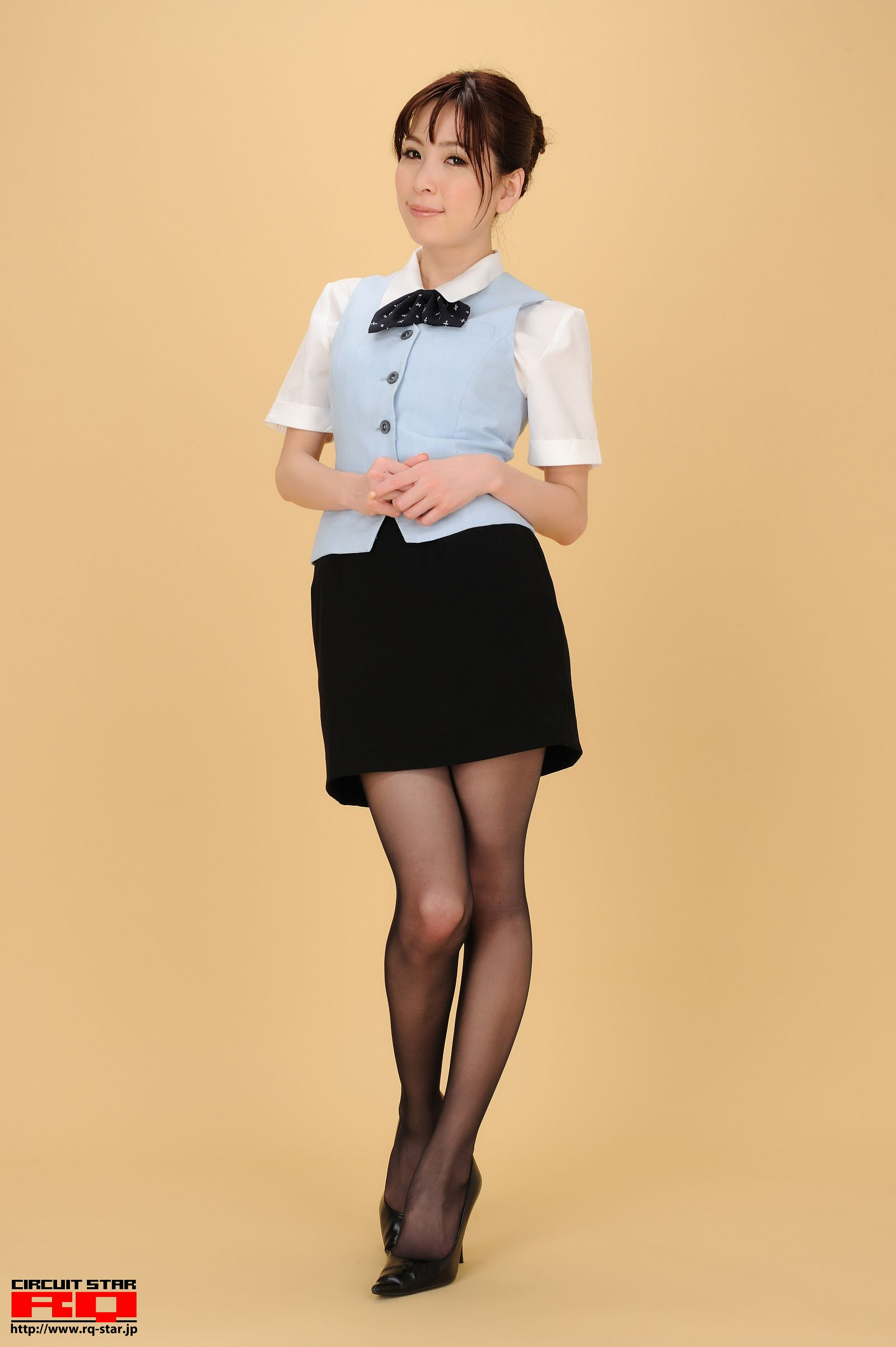 [RQ STAR美女] NO.00487 Yurika Nikita 二北ユリカ Office Lady[87P] RQ STAR 第1张