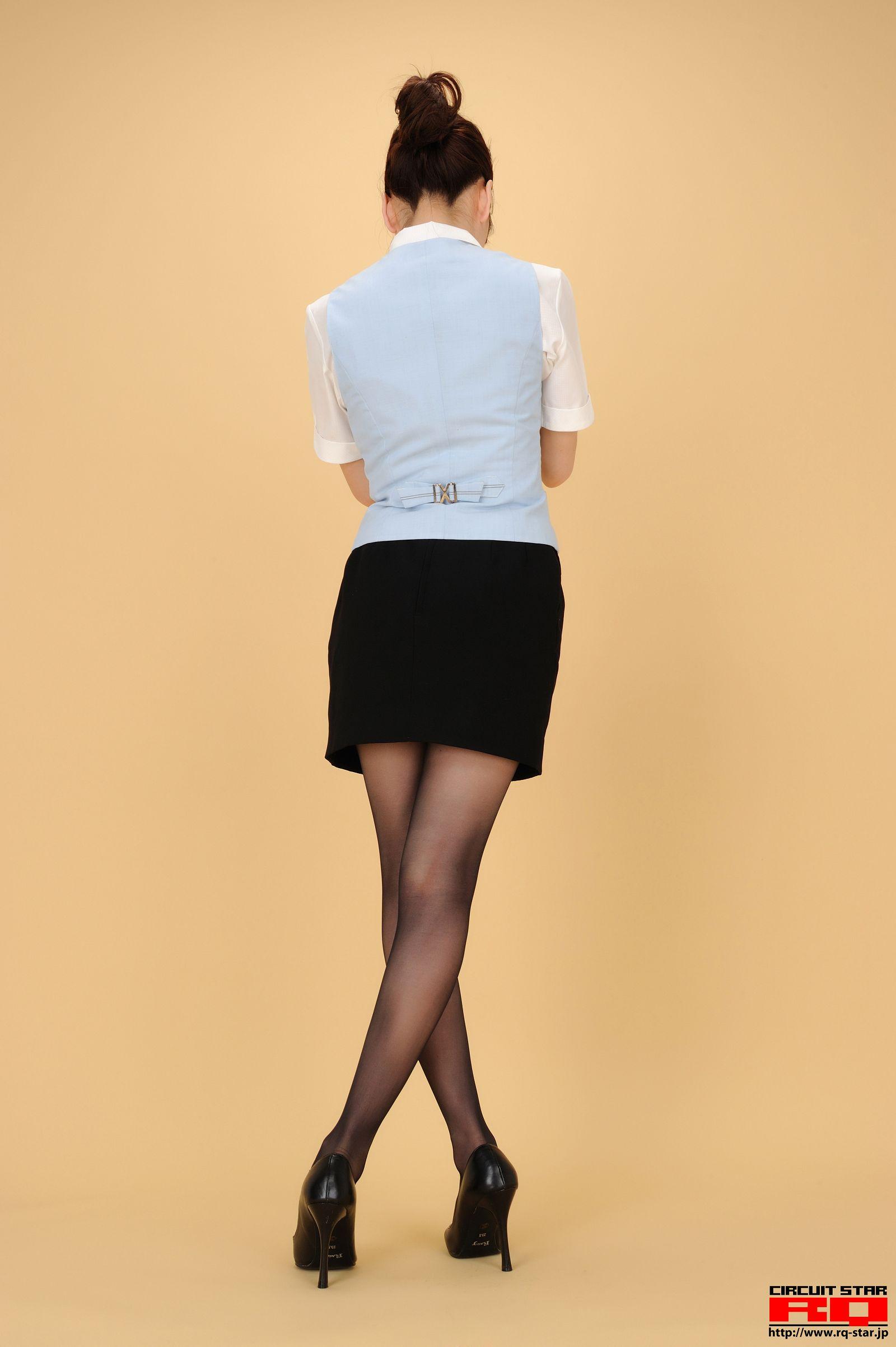 [RQ STAR美女] NO.00487 Yurika Nikita 二北ユリカ Office Lady[87P] RQ STAR 第3张
