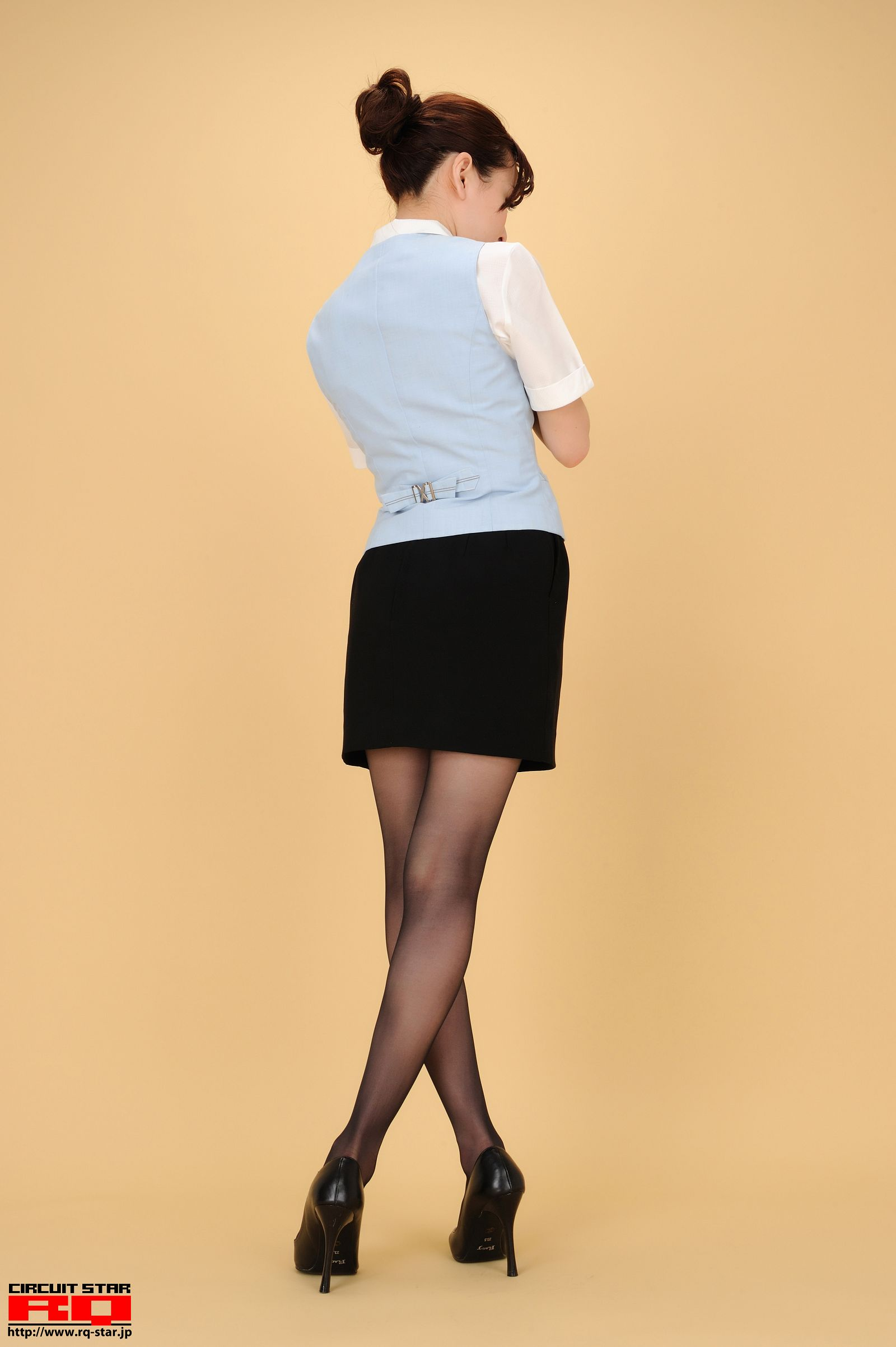 [RQ STAR美女] NO.00487 Yurika Nikita 二北ユリカ Office Lady[87P] RQ STAR 第4张