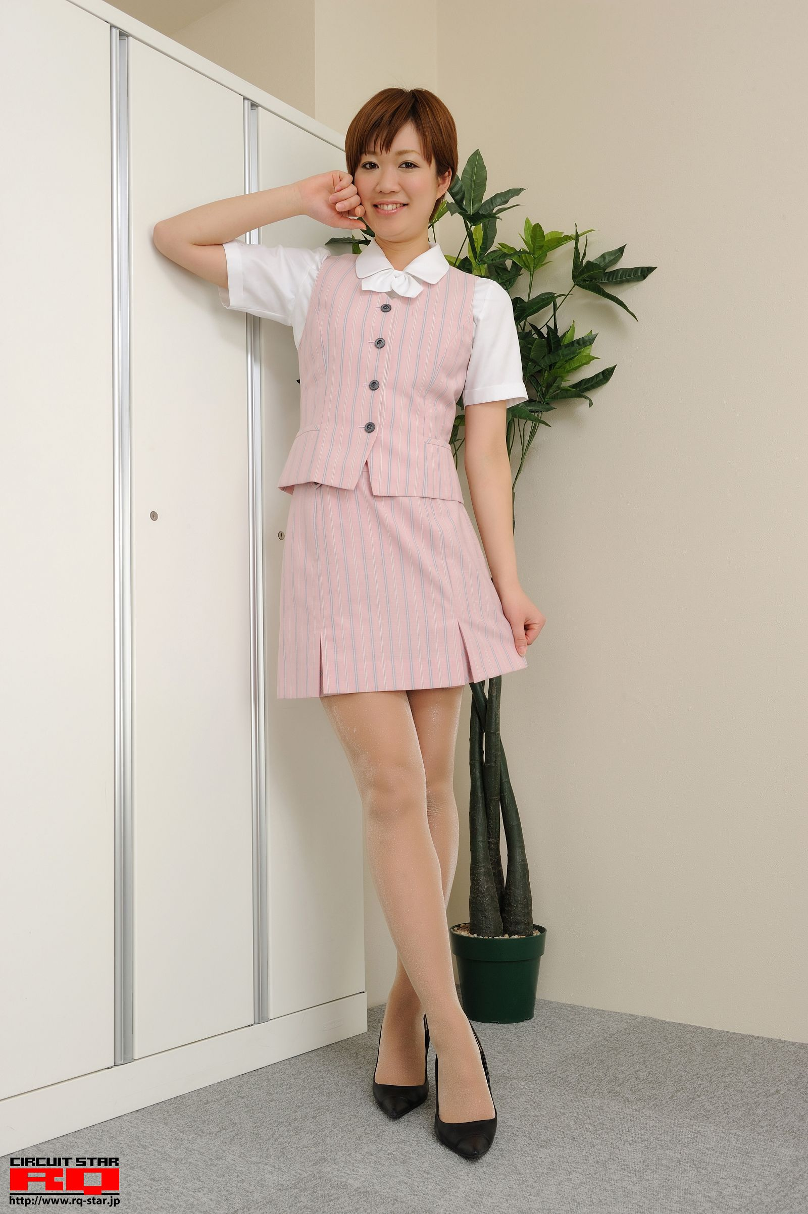 [RQ STAR美女] NO.00492 Chika Hori 堀ちか Office Lady[112P] RQ STAR 第1张