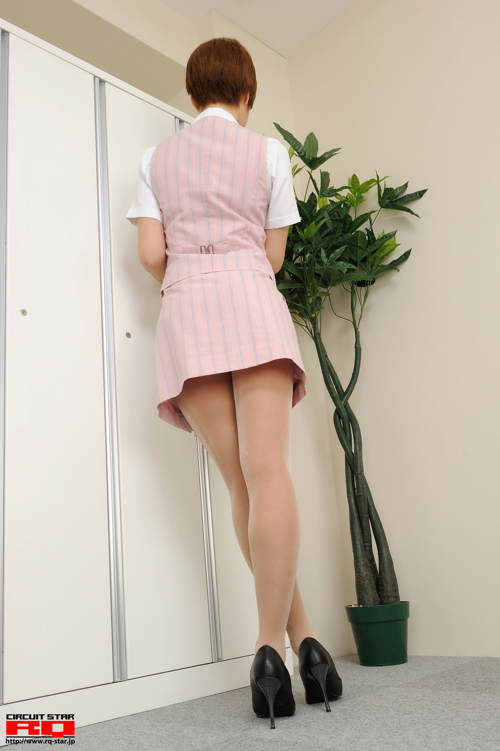[RQ STAR美女] NO.00492 Chika Hori 堀ちか Office Lady[112P] RQ STAR 第2张