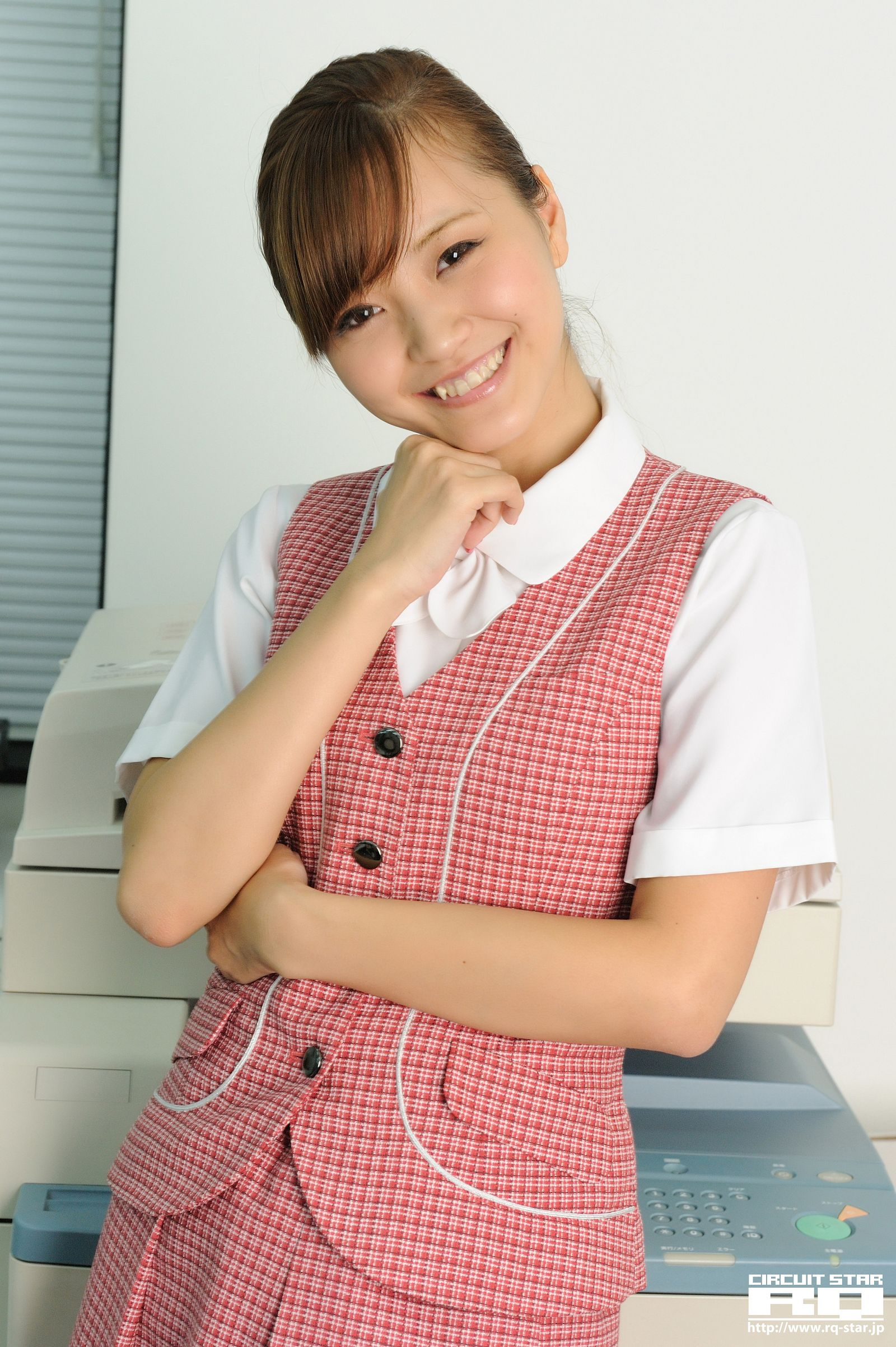 [RQ STAR美女] NO.00537 Mina Momohara 桃原美奈 – Office Lady[120P] RQ STAR 第3张