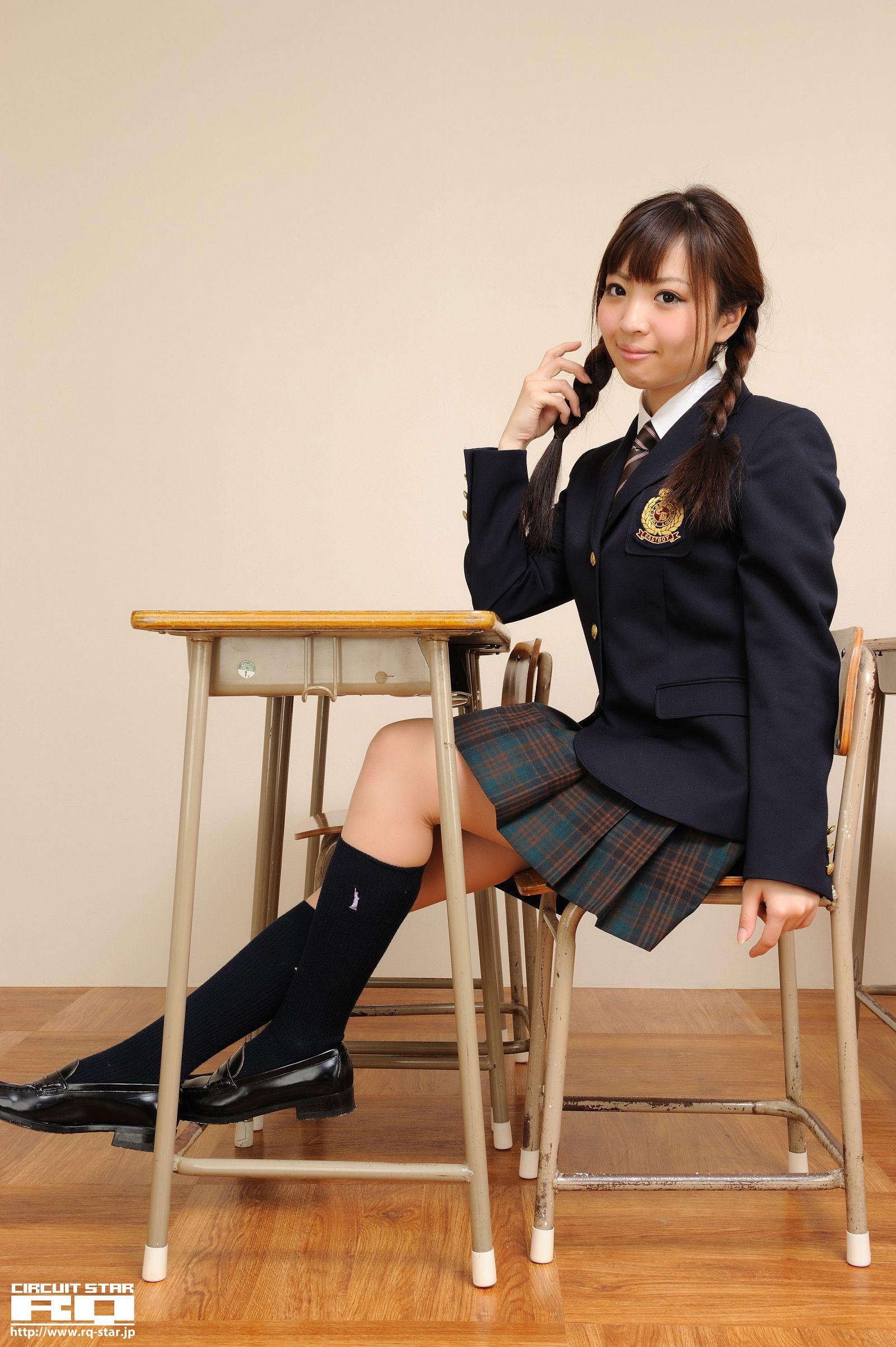 [RQ STAR美女] NO.00515 Mayuka Kuroda 锿蚪Y花 Student Style[111P] RQ STAR 第1张