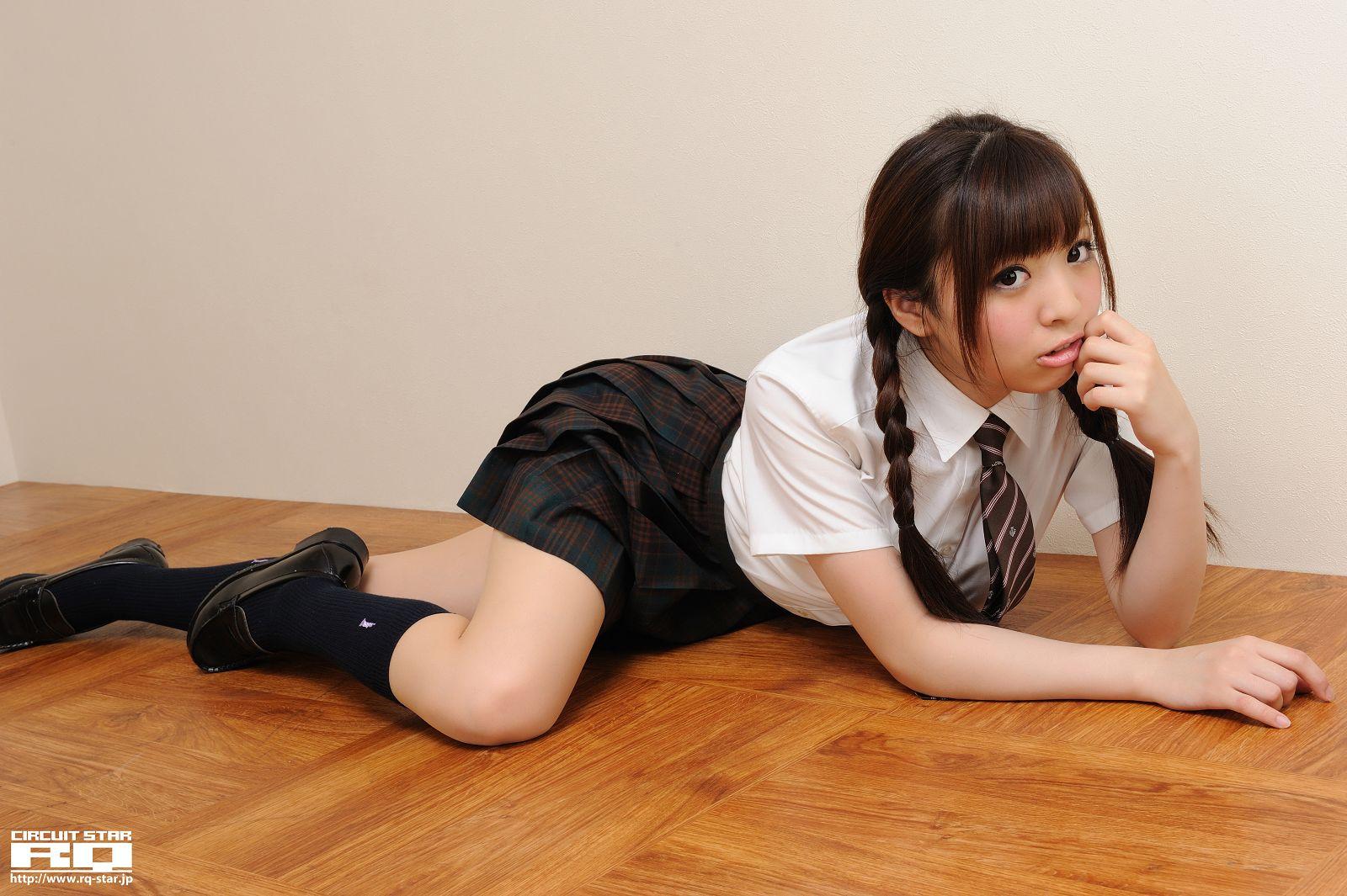[RQ STAR美女] NO.00515 Mayuka Kuroda 锿蚪Y花 Student Style[111P] RQ STAR 第3张