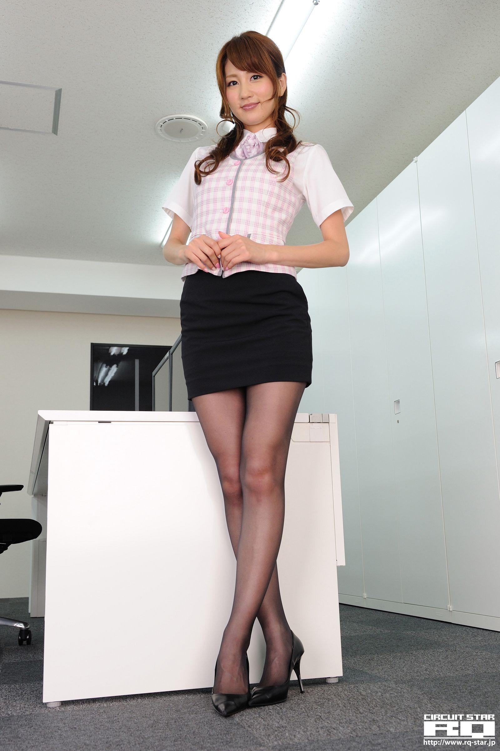 [RQ STAR美女] NO.00518 Maasa Maeda 前田真麻 Office Lady[100P] RQ STAR 第1张