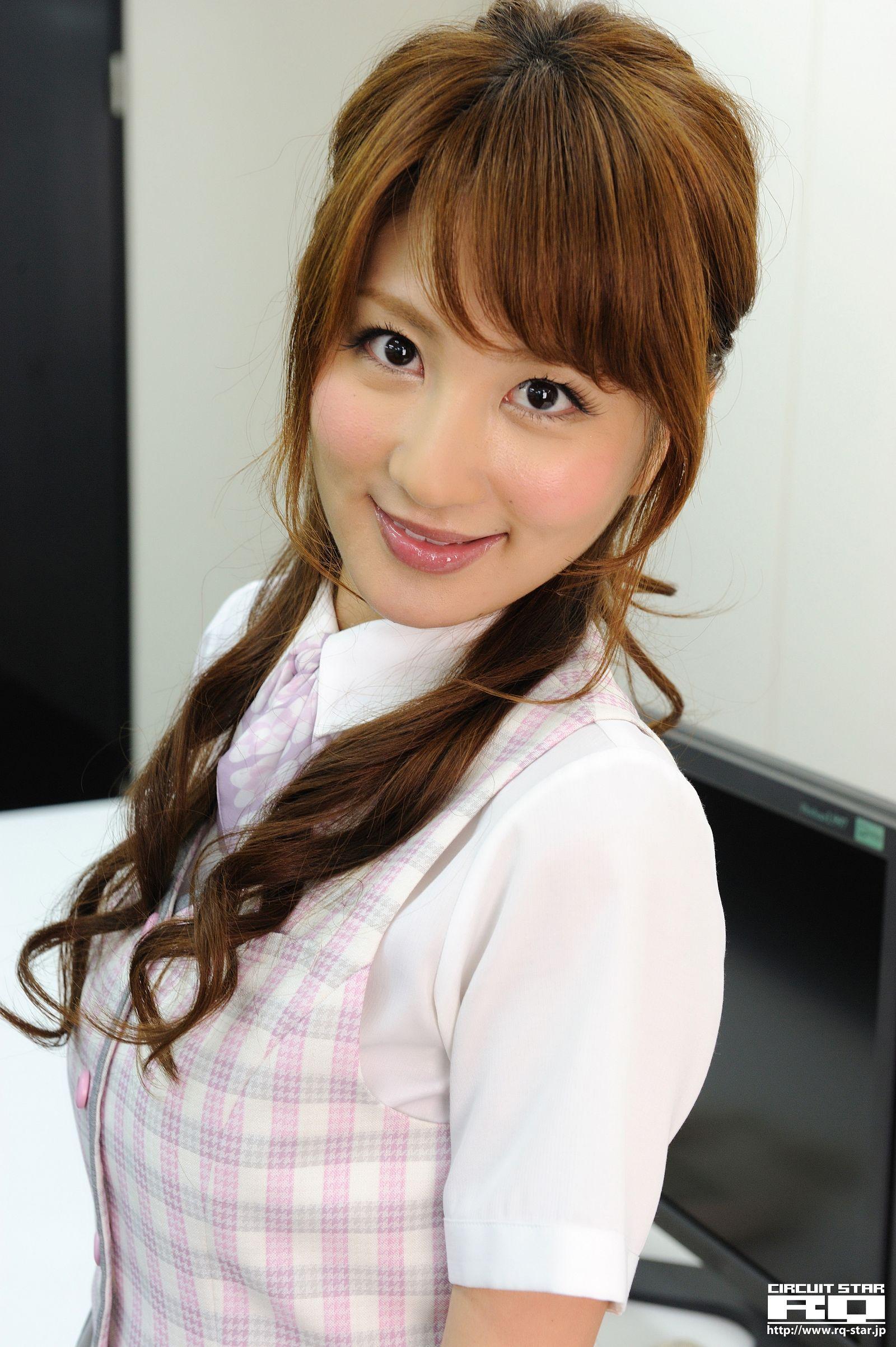 [RQ STAR美女] NO.00518 Maasa Maeda 前田真麻 Office Lady[100P] RQ STAR 第3张