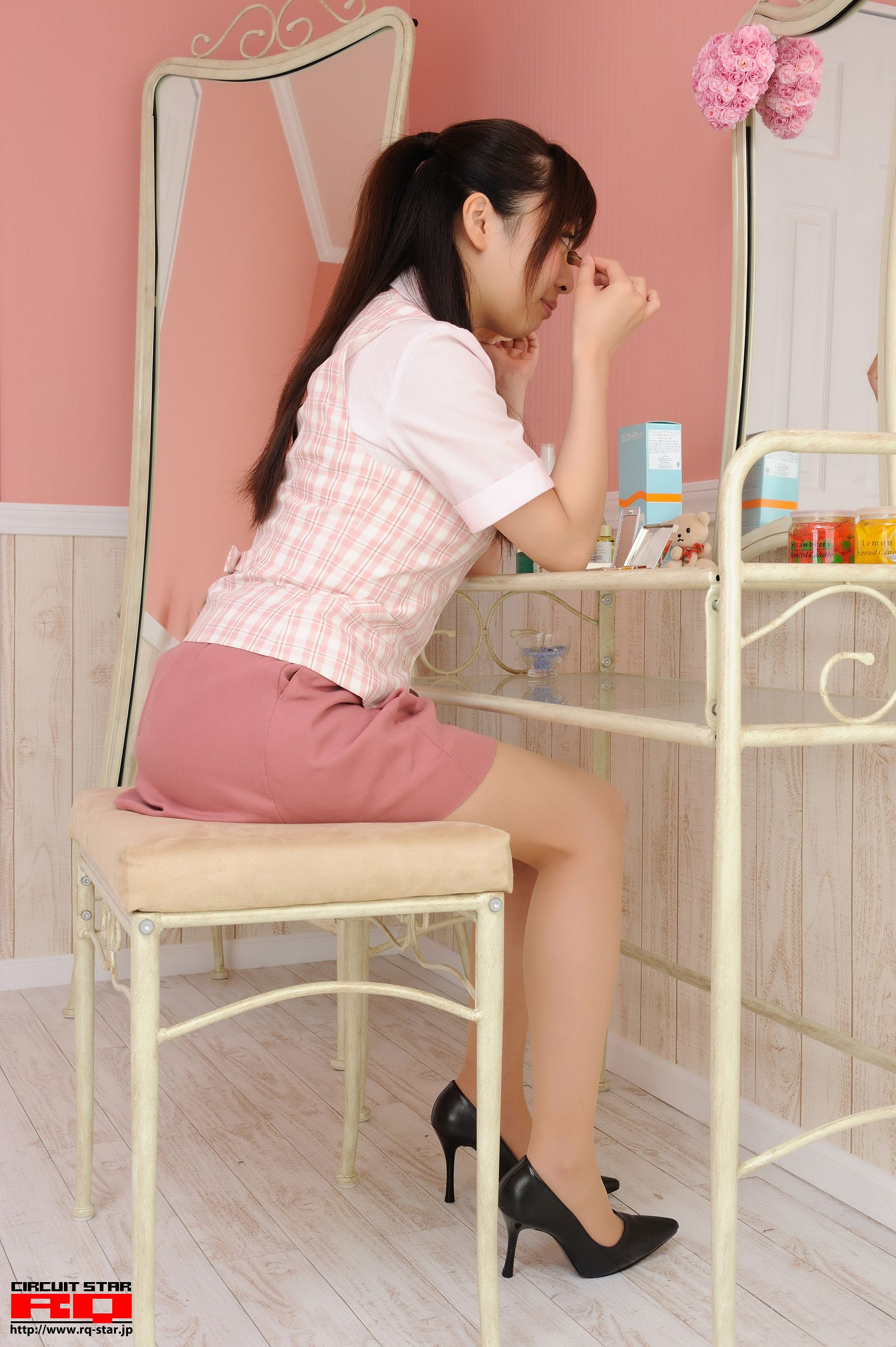 [RQ STAR美女] NO.00519 Mayuka Kuroda 锿蚪Y花 Office Lady[96P] RQ STAR 第1张