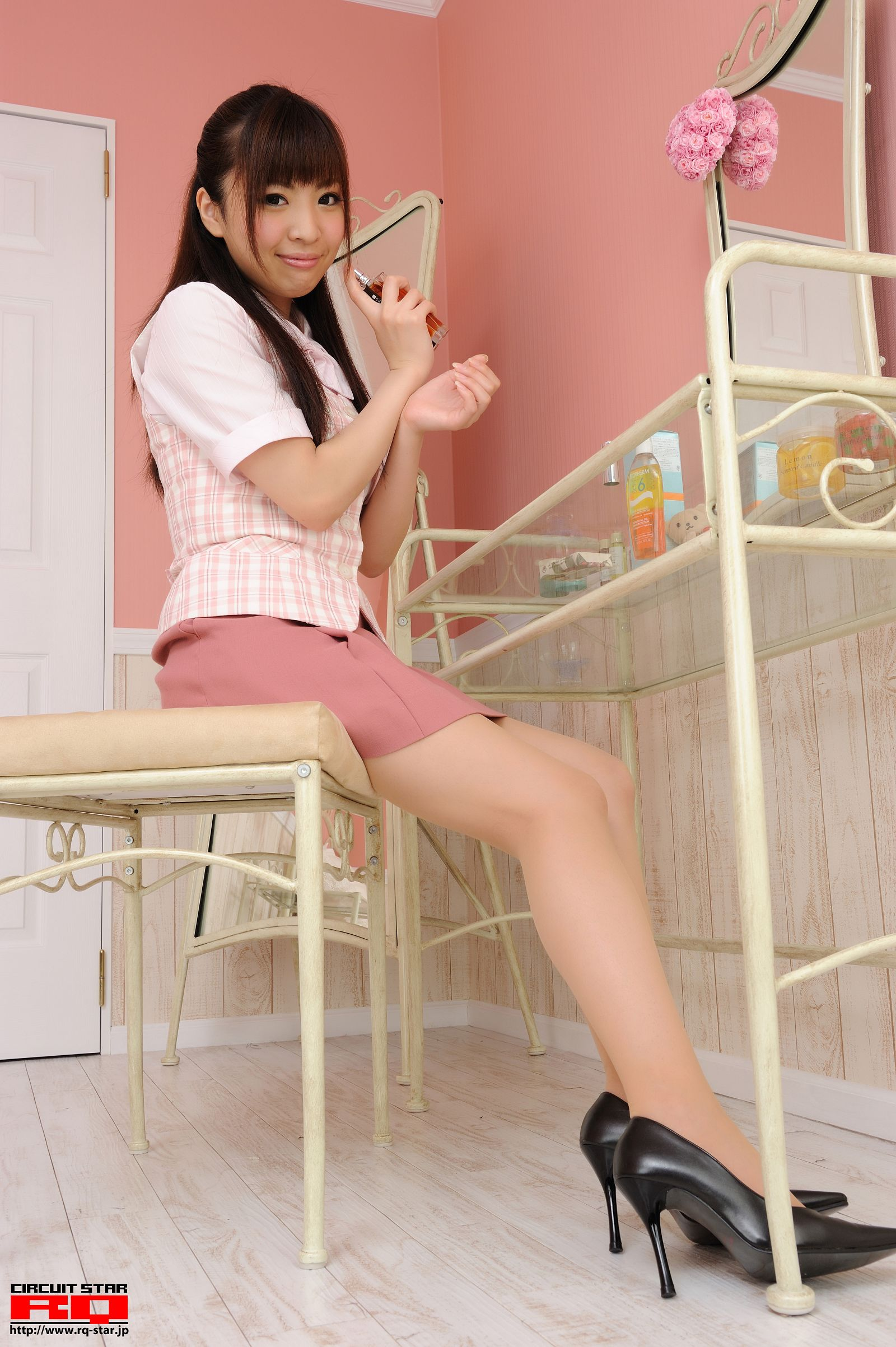 [RQ STAR美女] NO.00519 Mayuka Kuroda 锿蚪Y花 Office Lady[96P] RQ STAR 第2张