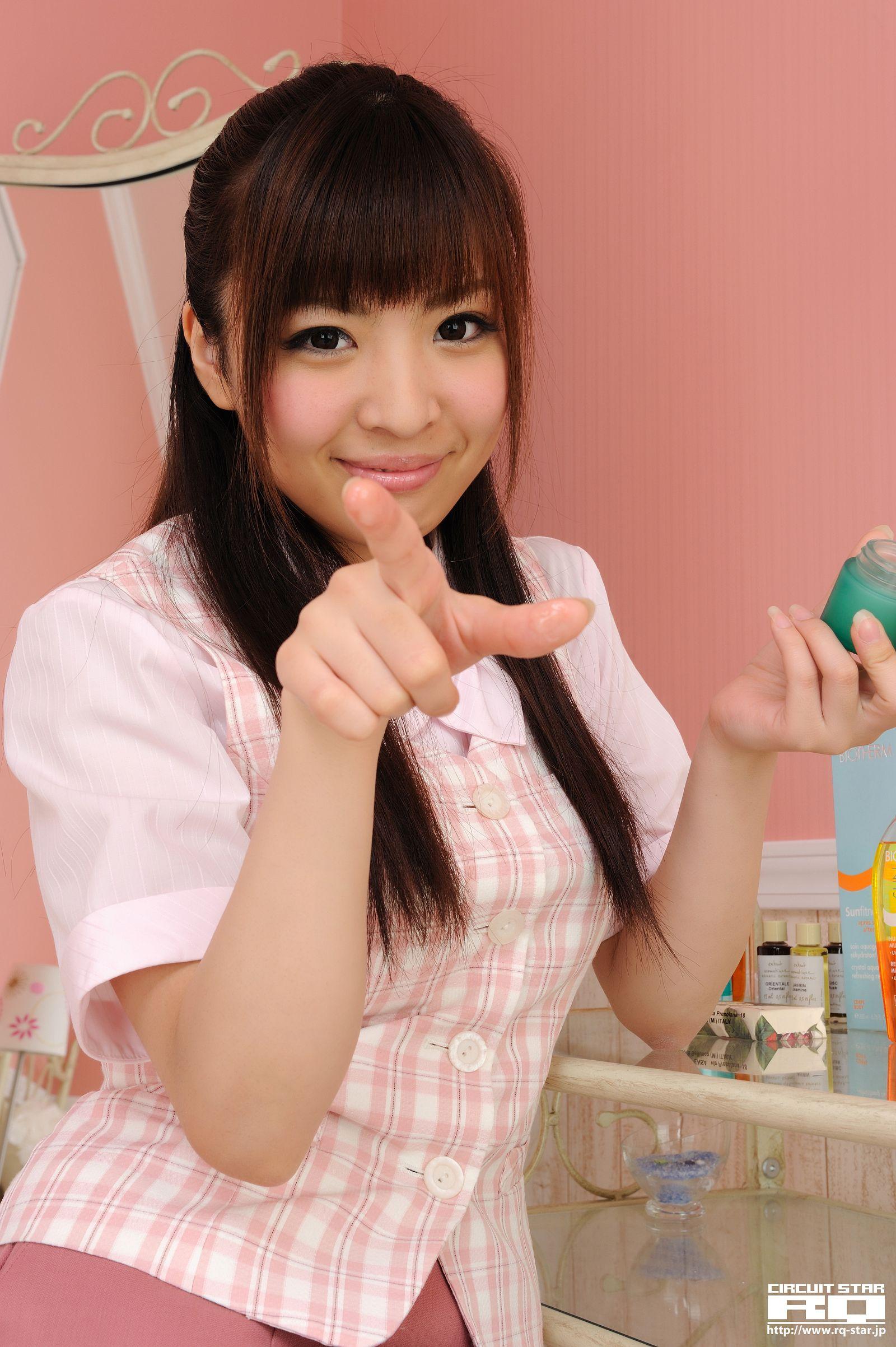 [RQ STAR美女] NO.00519 Mayuka Kuroda 锿蚪Y花 Office Lady[96P] RQ STAR 第3张