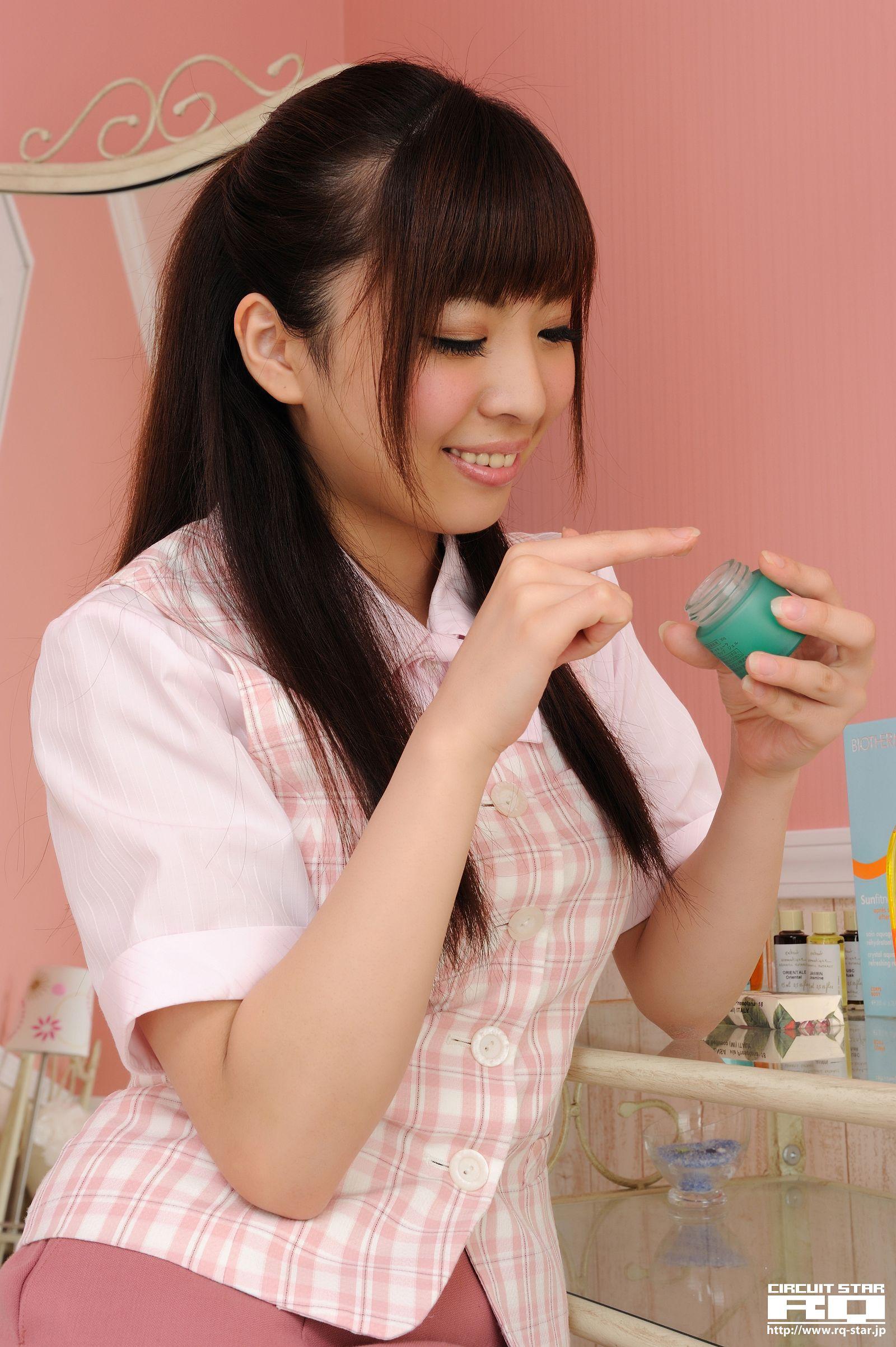 [RQ STAR美女] NO.00519 Mayuka Kuroda 锿蚪Y花 Office Lady[96P] RQ STAR 第4张