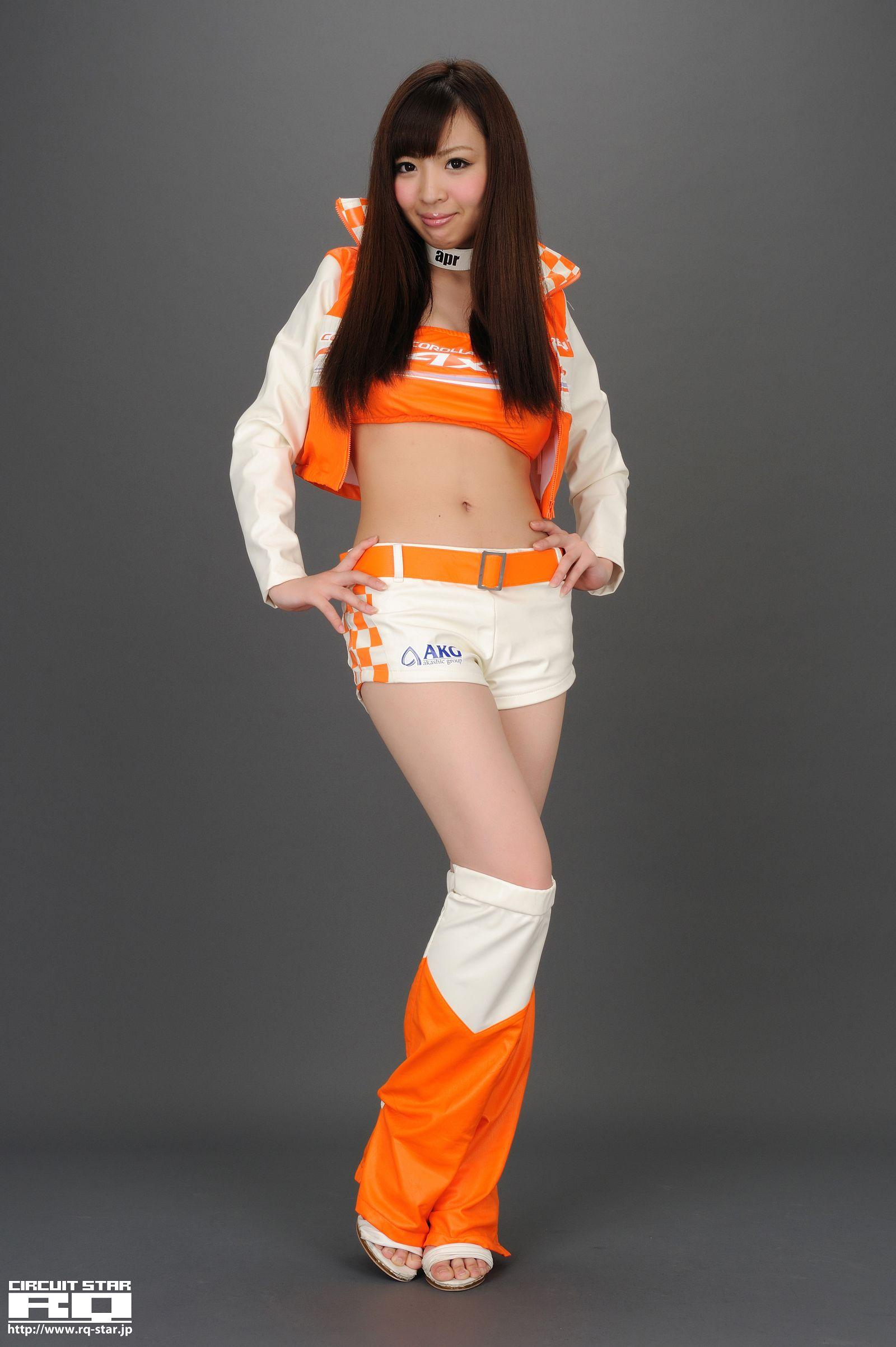 [RQ STAR美女] NO.00521 Mayuka Kuroda 锿蚪Y花 Race Queen[150P] RQ STAR 第1张