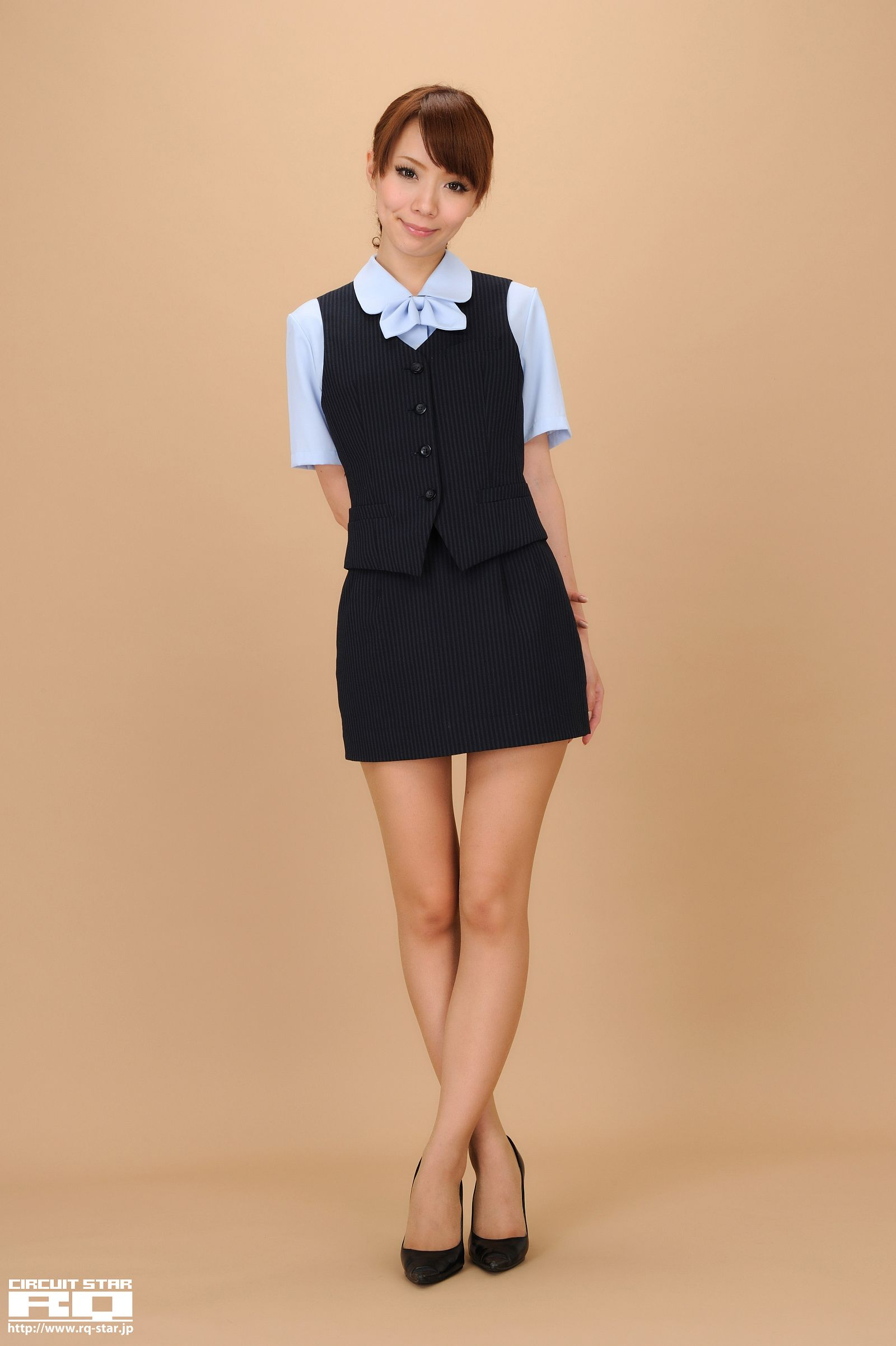 [RQ STAR美女] NO.00524 Ari Takada 高田亜鈴 Office Lady[115P] RQ STAR 第1张