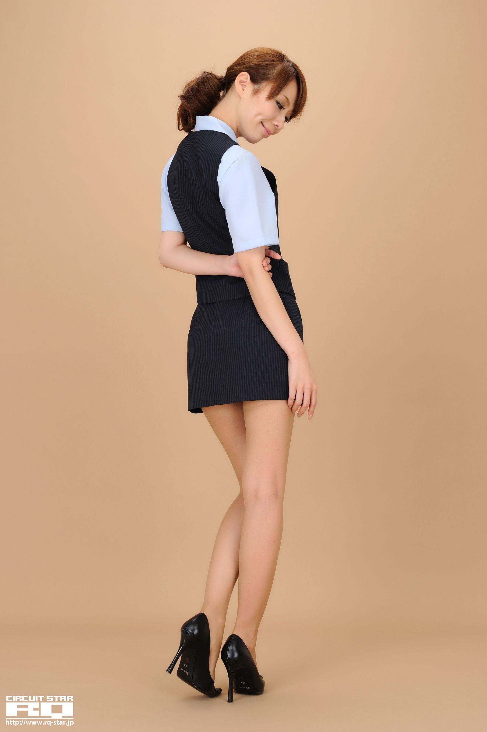 [RQ STAR美女] NO.00524 Ari Takada 高田亜鈴 Office Lady[115P] RQ STAR 第2张