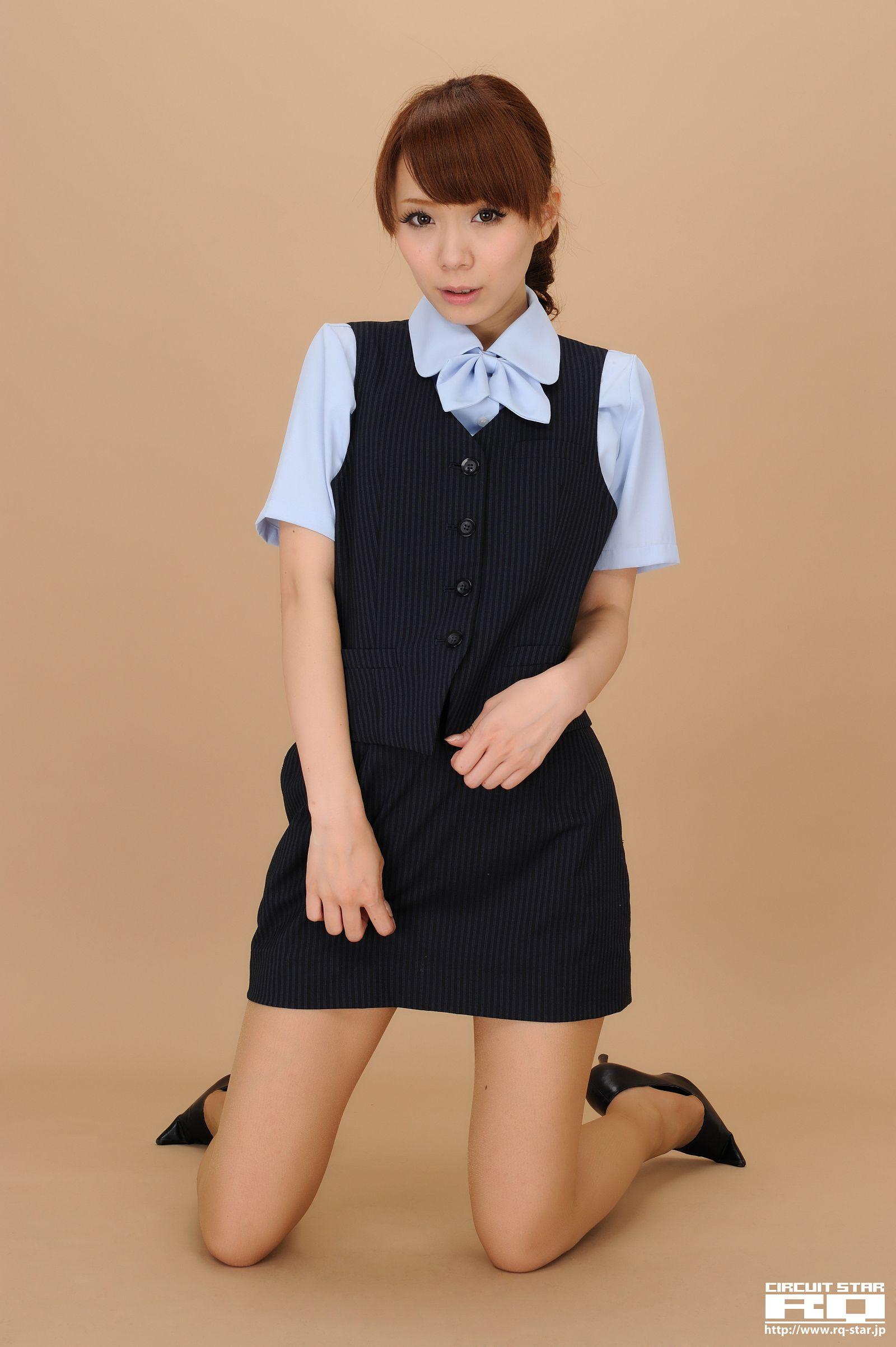 [RQ STAR美女] NO.00524 Ari Takada 高田亜鈴 Office Lady[115P] RQ STAR 第4张