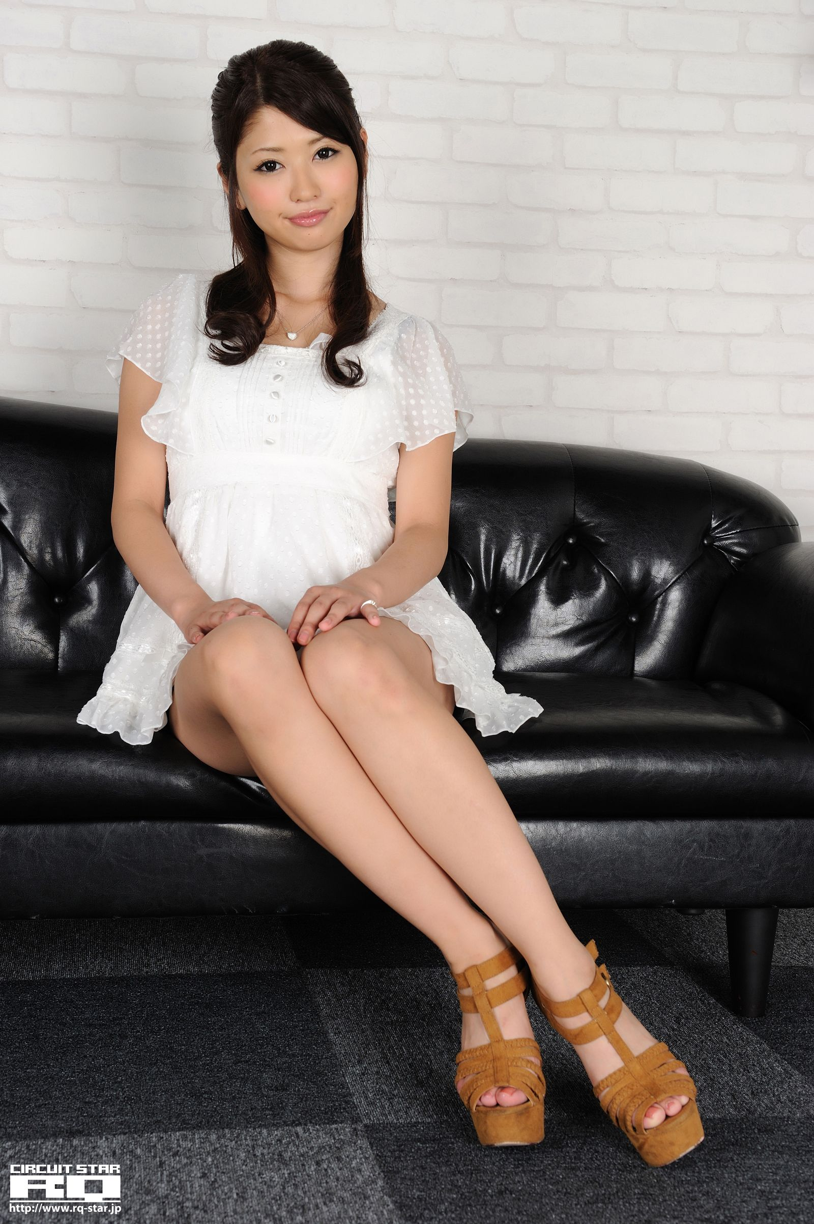 [RQ STAR美女] NO.00529 Hitomi Nose 能勢ひとみ Private Dress[72P] RQ STAR 第1张
