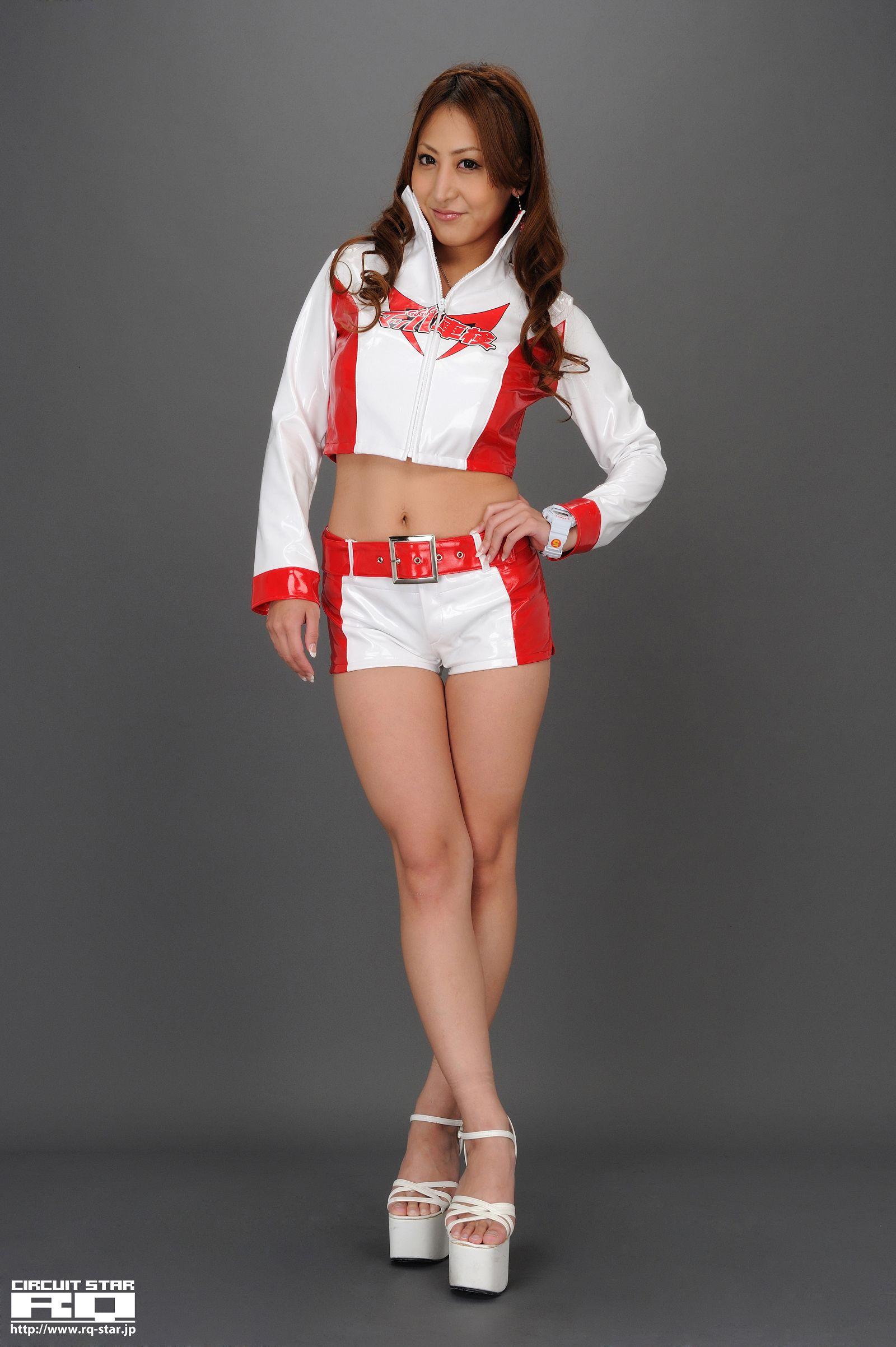[RQ STAR美女] NO.00556 Yuika Anzai 安西結花 Race Queen[140P] RQ STAR 第1张