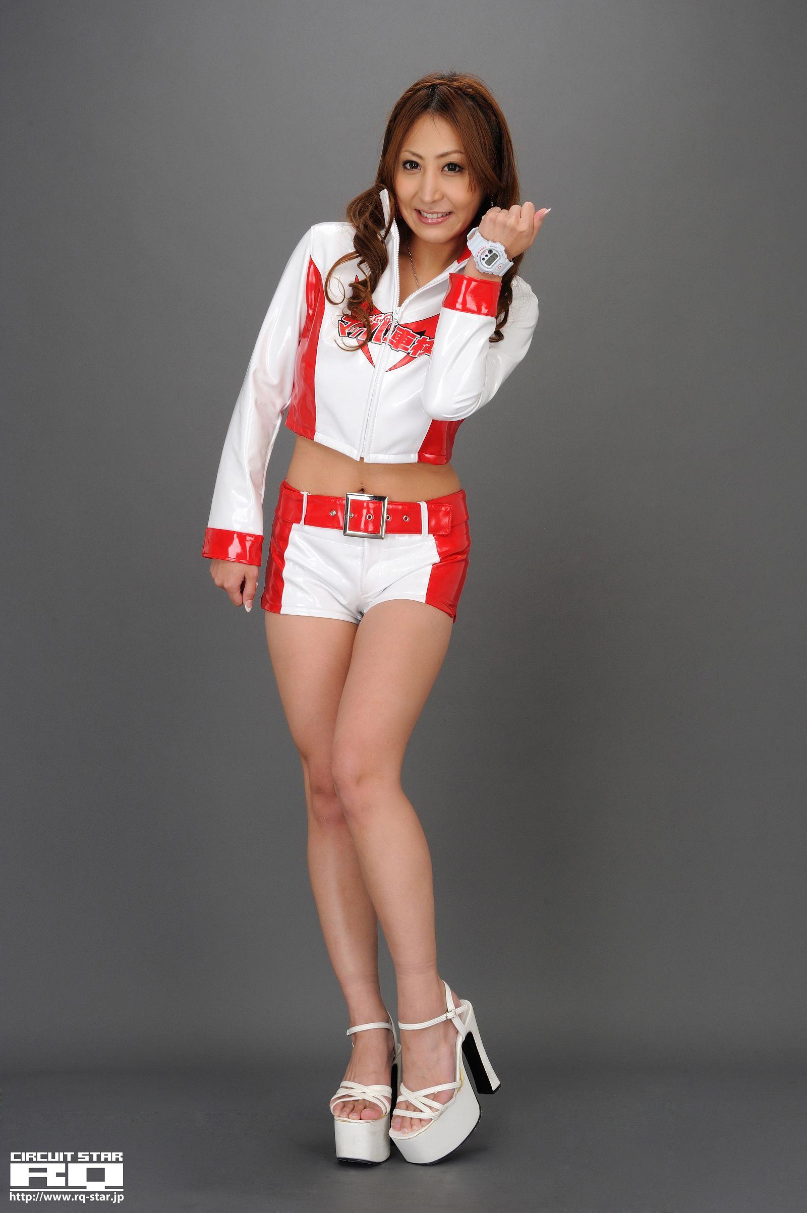 [RQ STAR美女] NO.00556 Yuika Anzai 安西結花 Race Queen[140P] RQ STAR 第2张