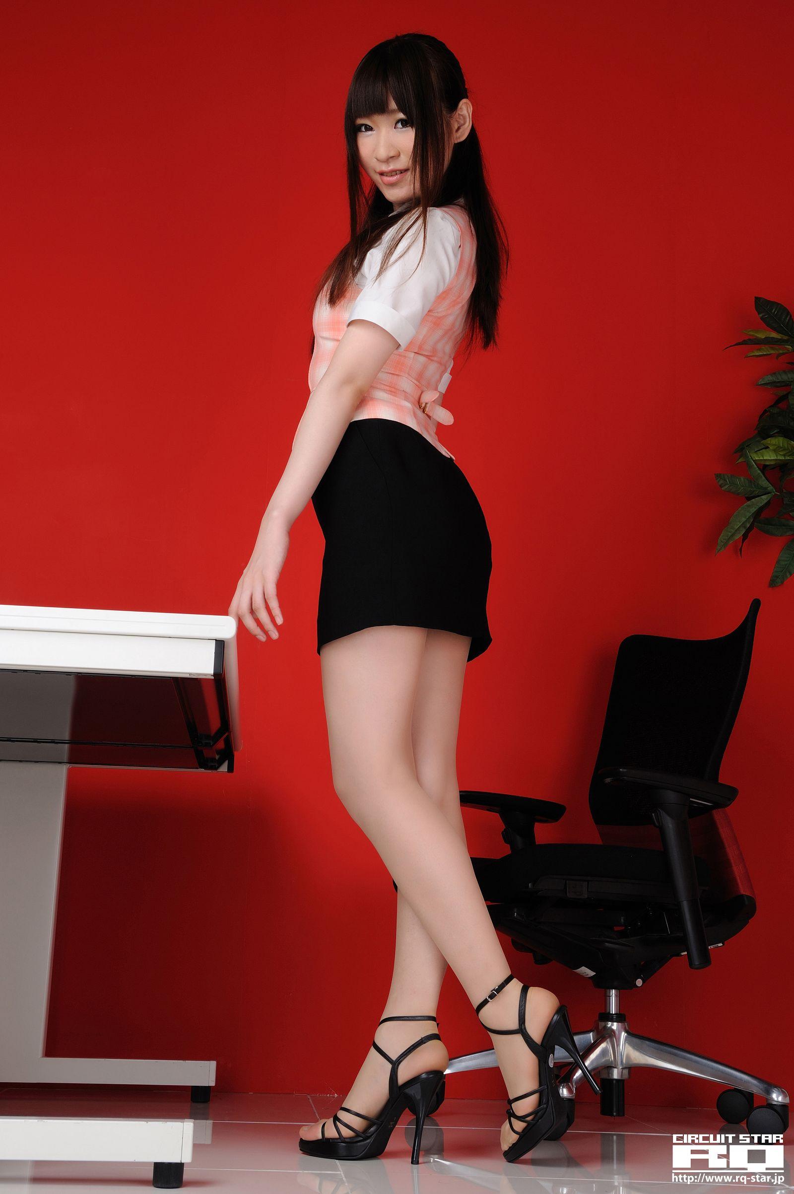 [RQ STAR美女] NO.00566 Eri Tomoki 友木えり Office Lady[77P] RQ STAR 第2张