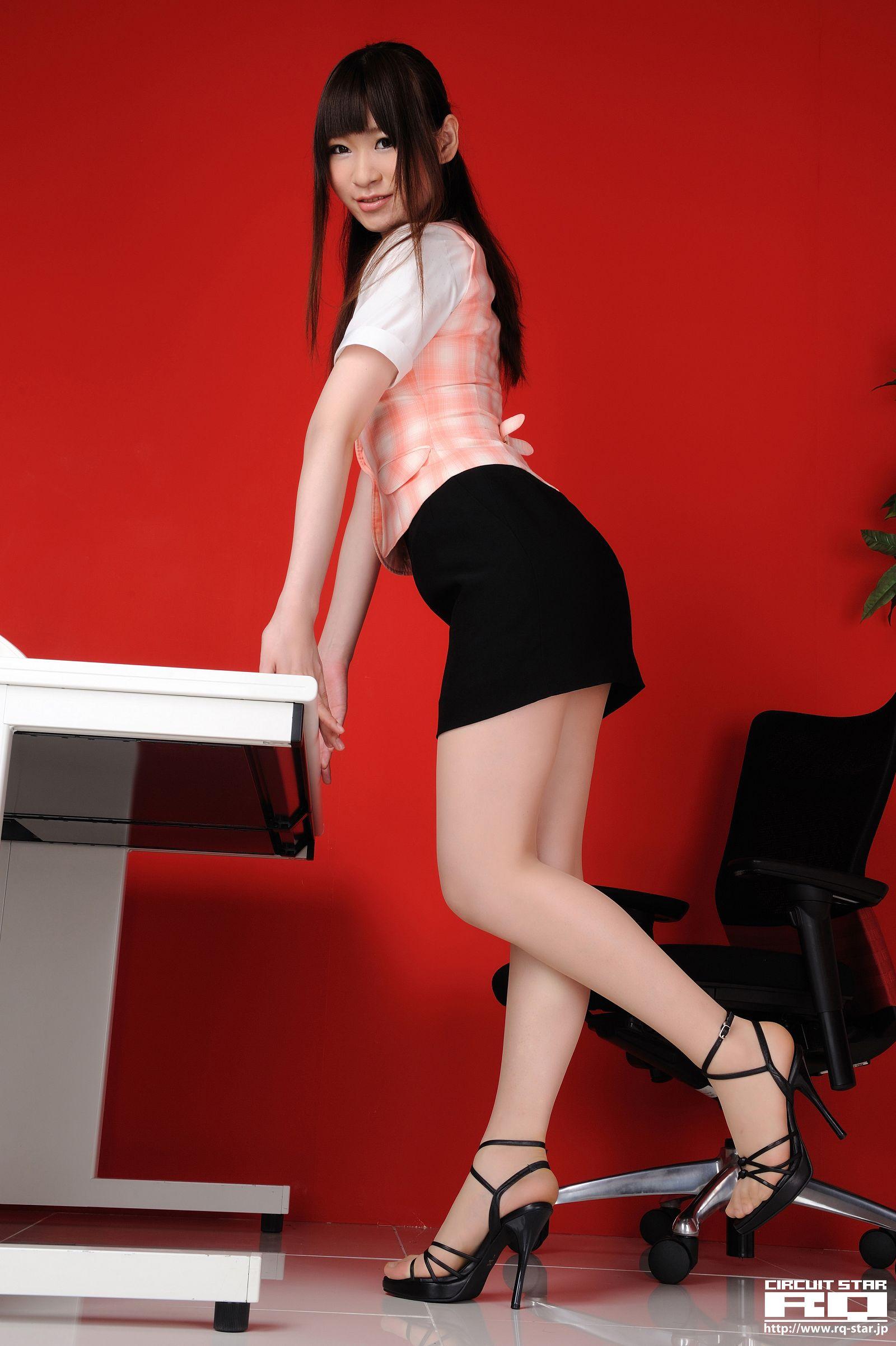 [RQ STAR美女] NO.00566 Eri Tomoki 友木えり Office Lady[77P] RQ STAR 第3张