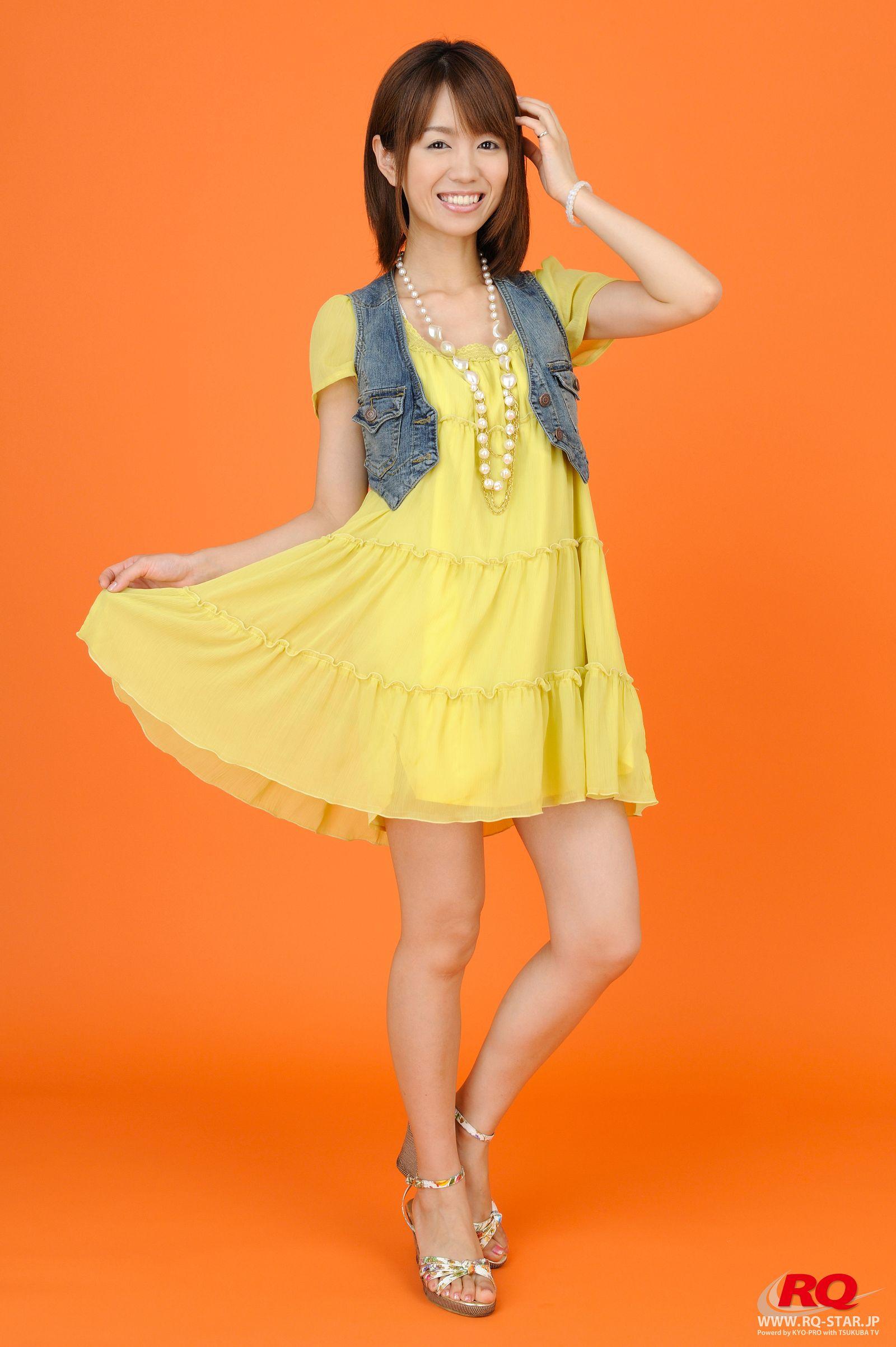 [RQ STAR美女] NO.0057 Kotomi Kurosawa 鼪g琴美 Private Dress[95P] RQ STAR 第1张