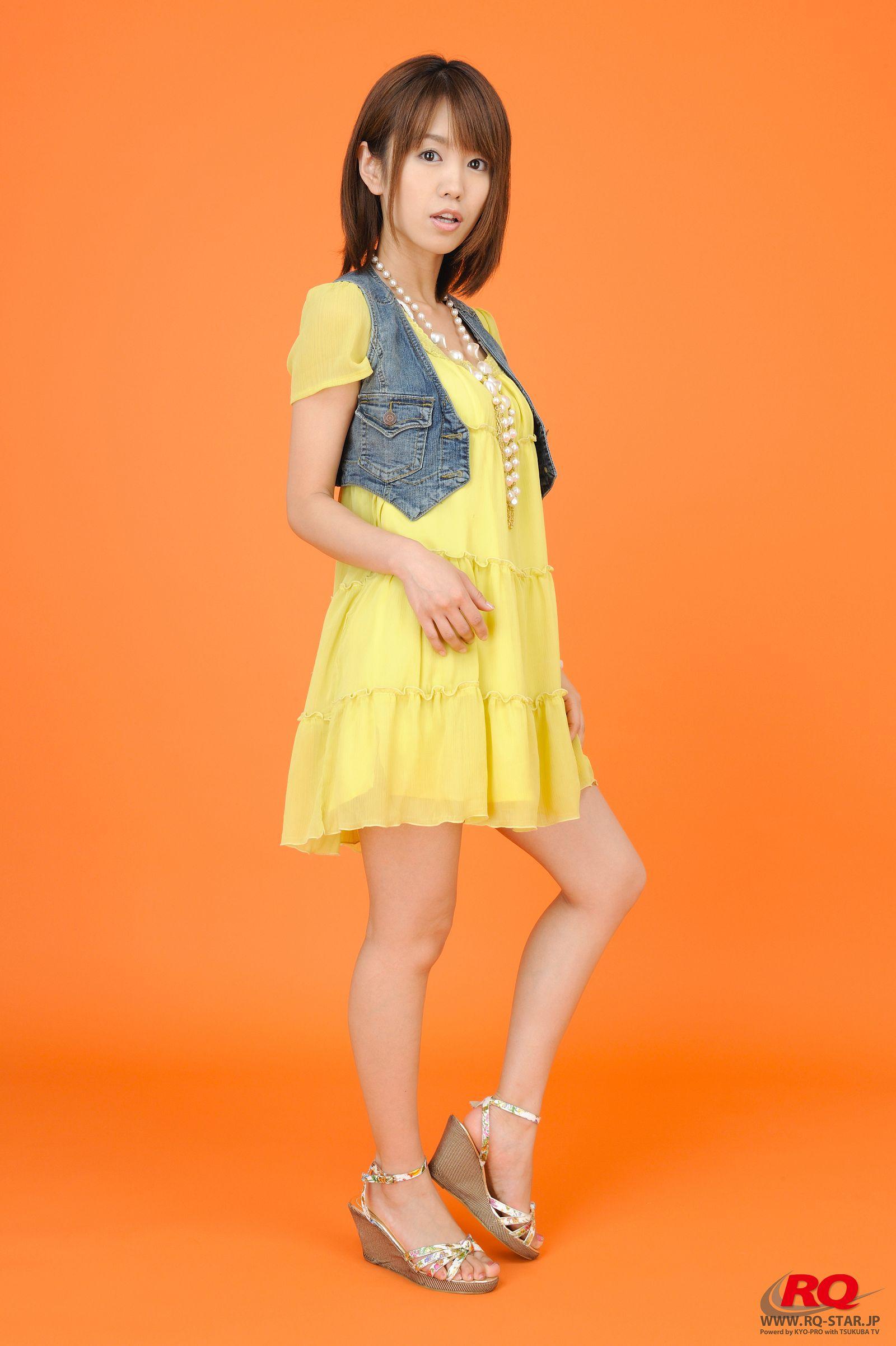 [RQ STAR美女] NO.0057 Kotomi Kurosawa 鼪g琴美 Private Dress[95P] RQ STAR 第2张