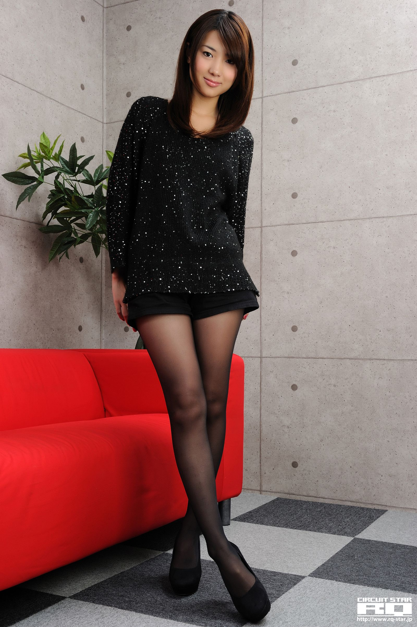 [RQ STAR美女] NO.00577 Naoho Ichihashi 市橋直歩 Private Dress[55P] RQ STAR 第1张