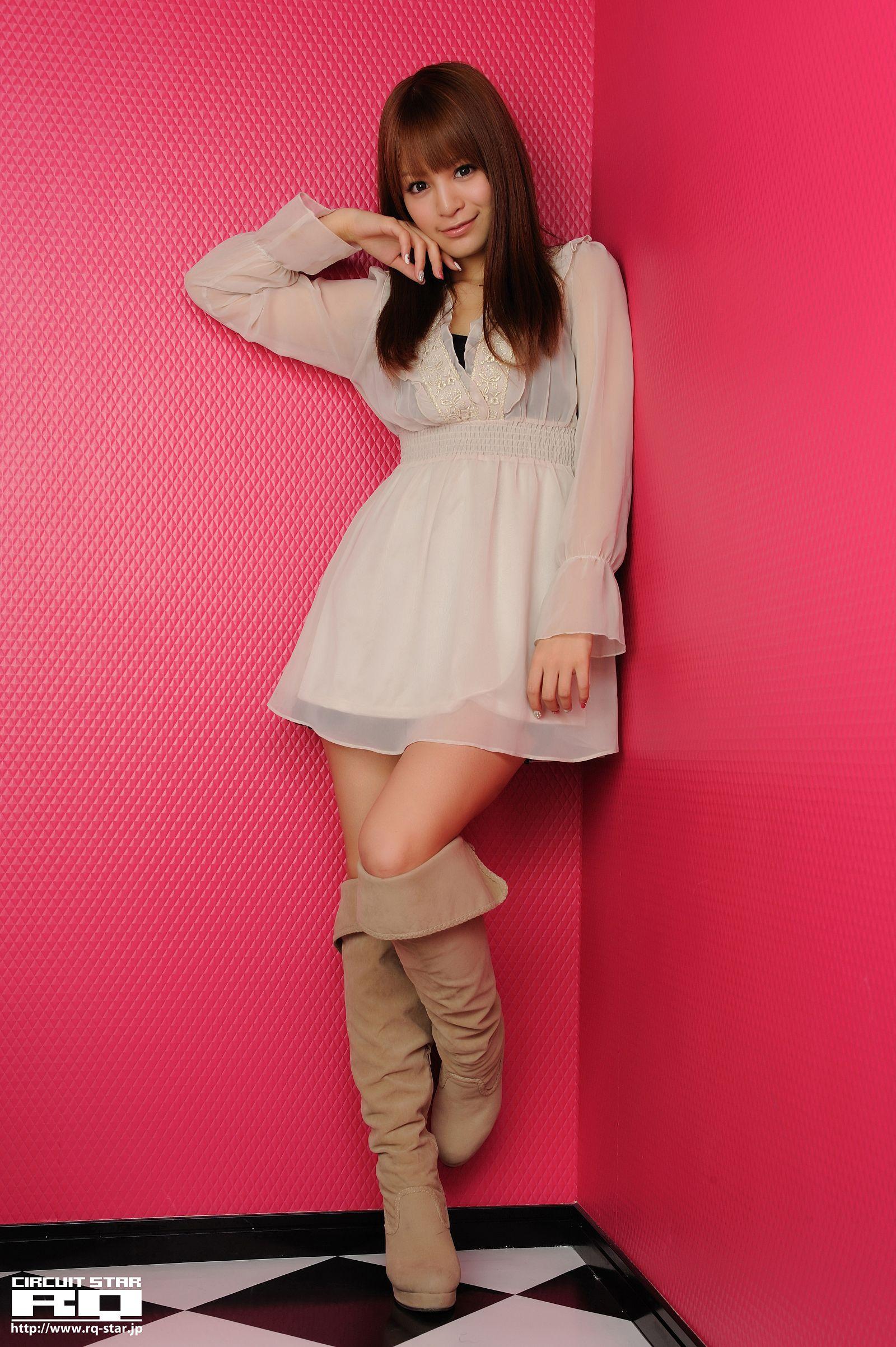 [RQ STAR美女] NO.00579 Megumi Haruna 春菜めぐみ Private Dress[70P] RQ STAR 第1张
