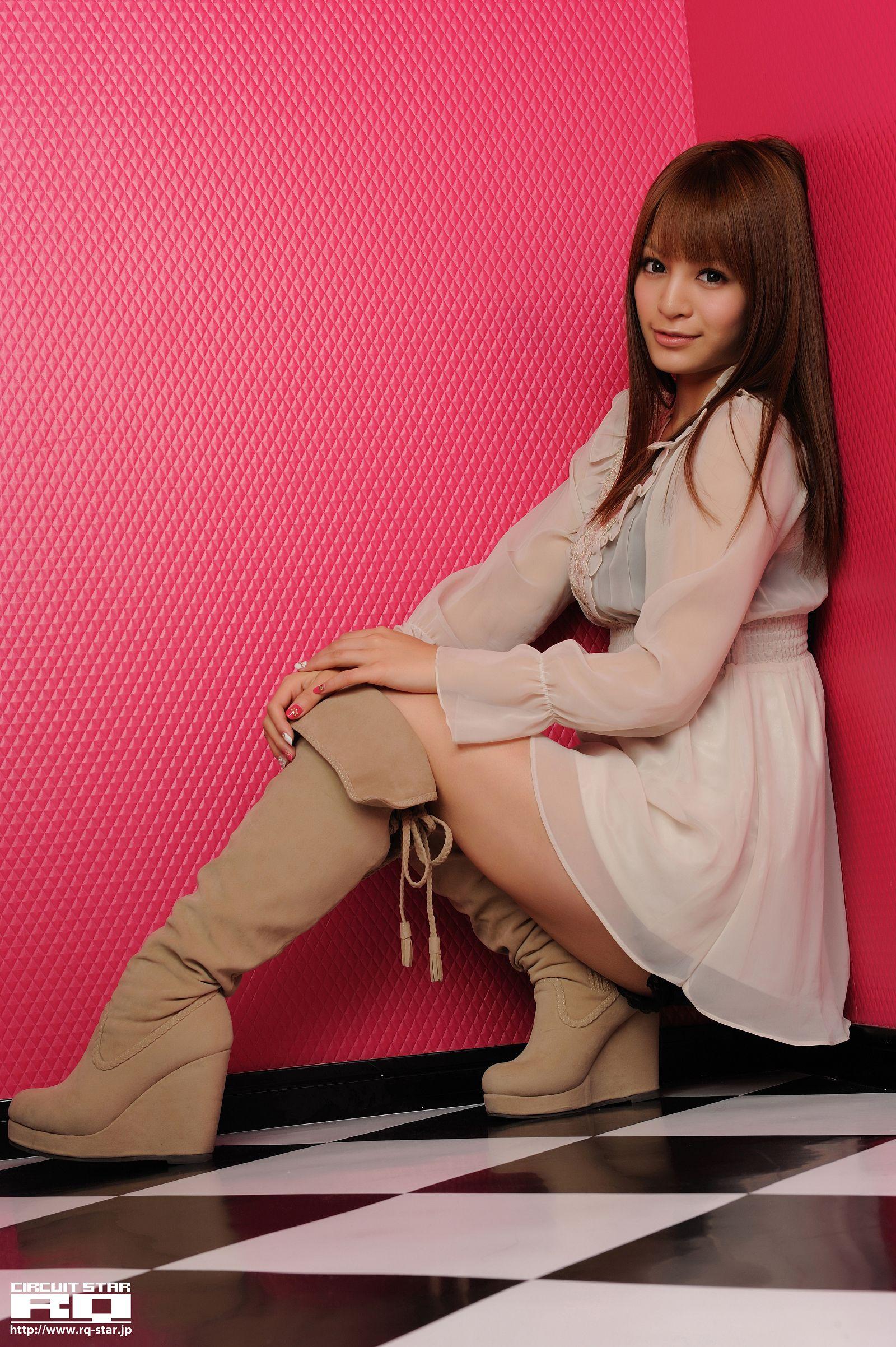 [RQ STAR美女] NO.00579 Megumi Haruna 春菜めぐみ Private Dress[70P] RQ STAR 第2张