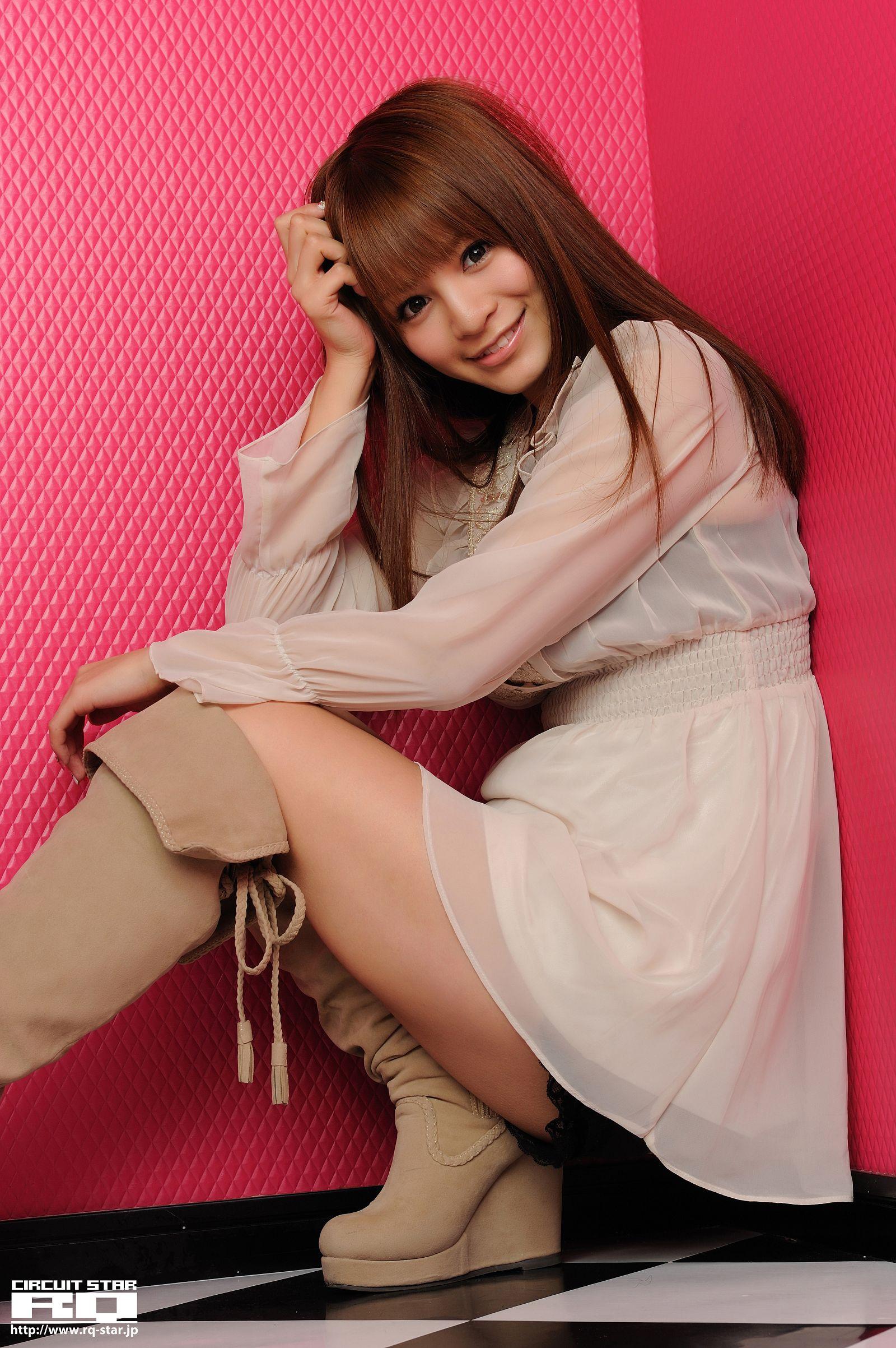 [RQ STAR美女] NO.00579 Megumi Haruna 春菜めぐみ Private Dress[70P] RQ STAR 第3张
