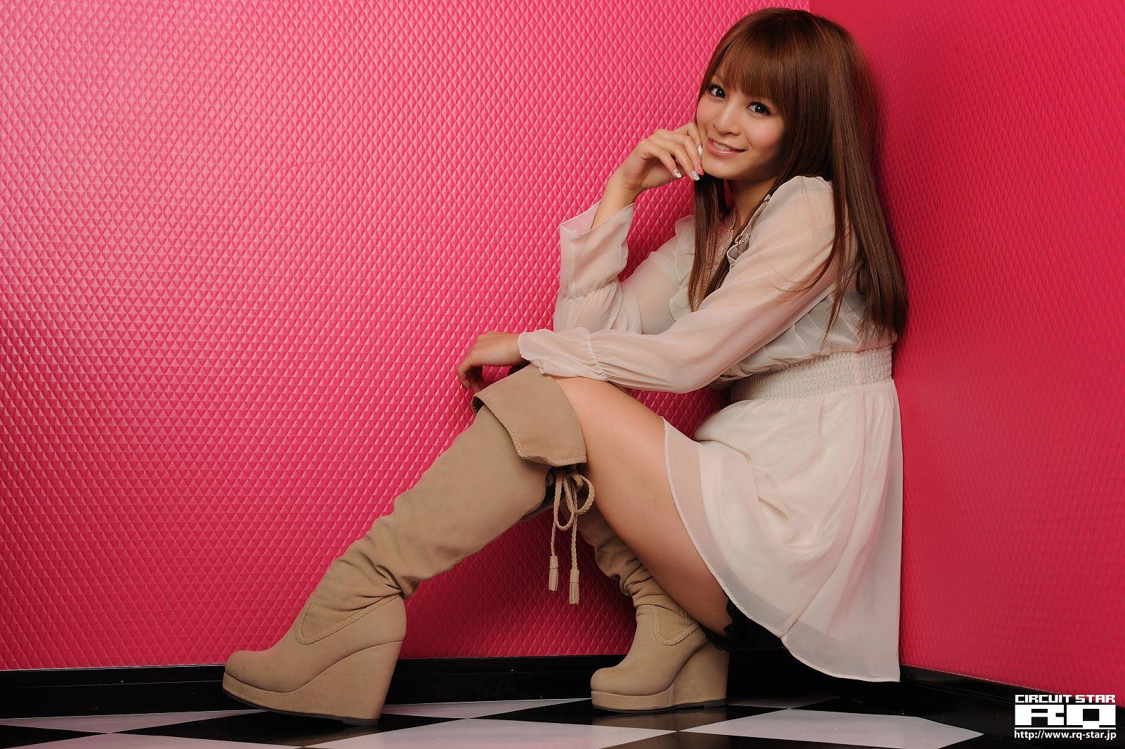 [RQ STAR美女] NO.00579 Megumi Haruna 春菜めぐみ Private Dress[70P] RQ STAR 第4张