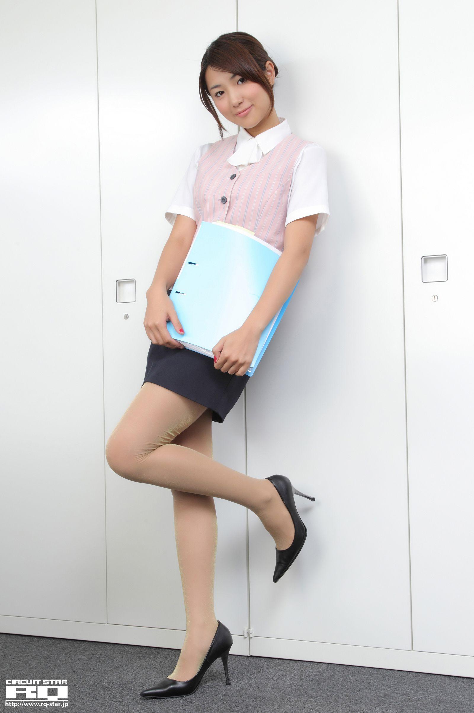 [RQ STAR美女] NO.00583 Naoho Ichihashi 市橋直歩 Office Lady[130P] RQ STAR 第1张