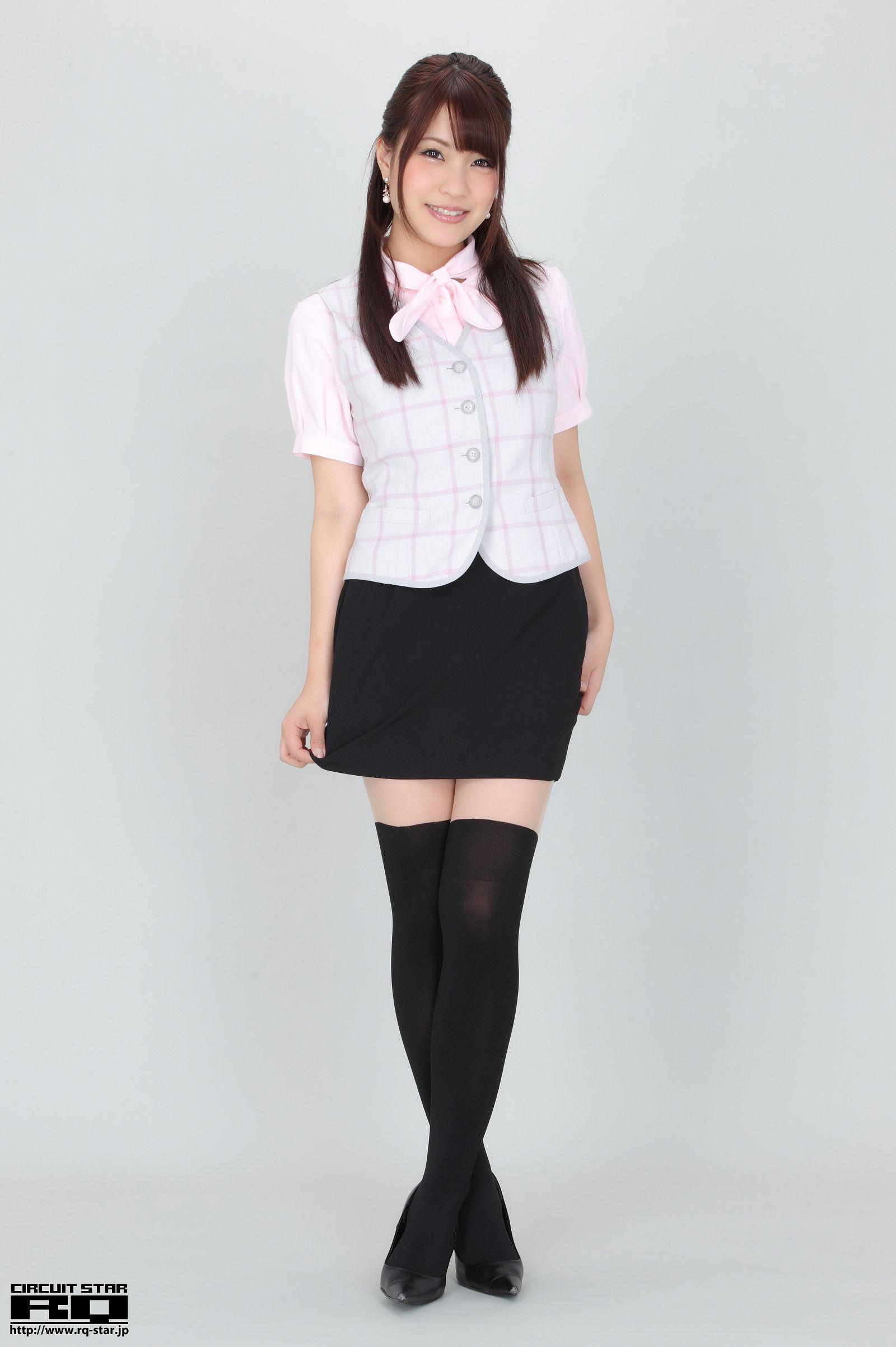 [RQ STAR美女] NO.00606 Asuka Yuzaki 柚崎明日香 Office Lady[100P] RQ STAR 第1张