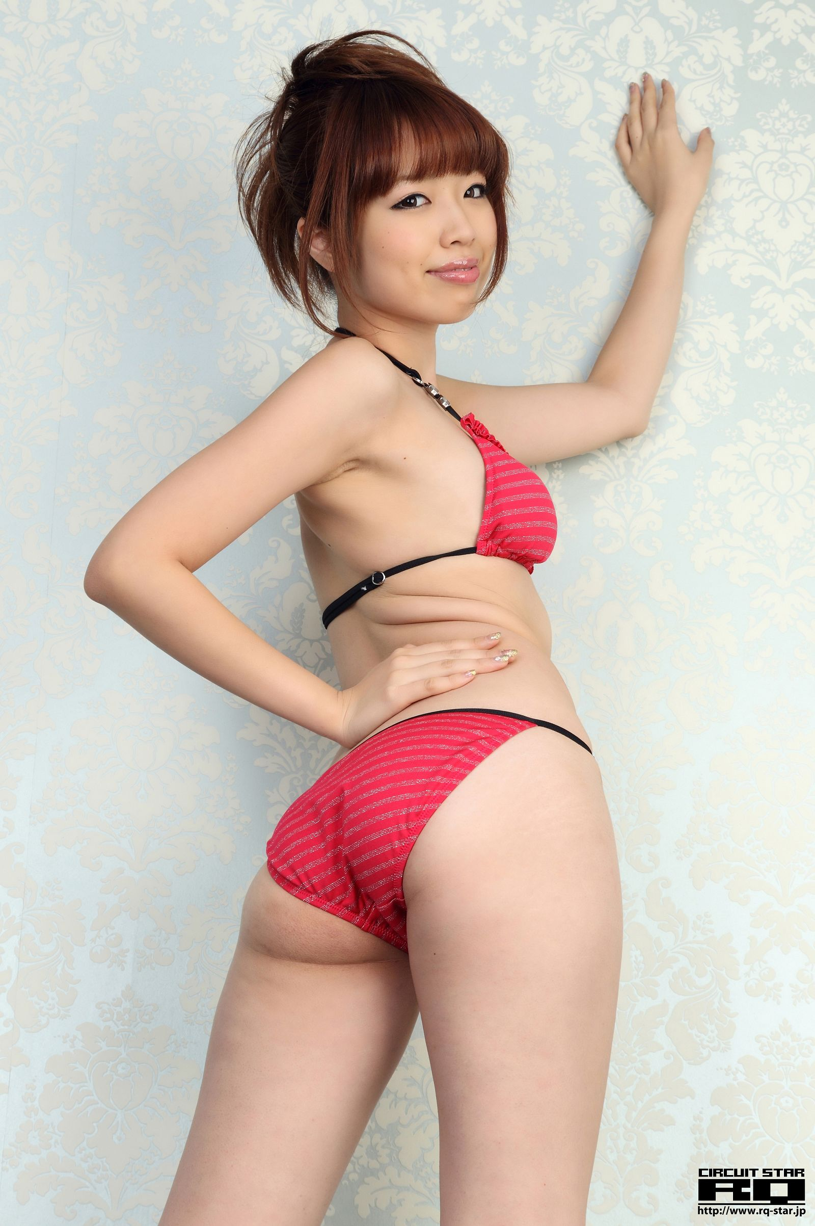 [RQ STAR美女] NO.00610 Minori Yamaoka 山岡実乃里 Swim Suits[122P] RQ STAR 第2张
