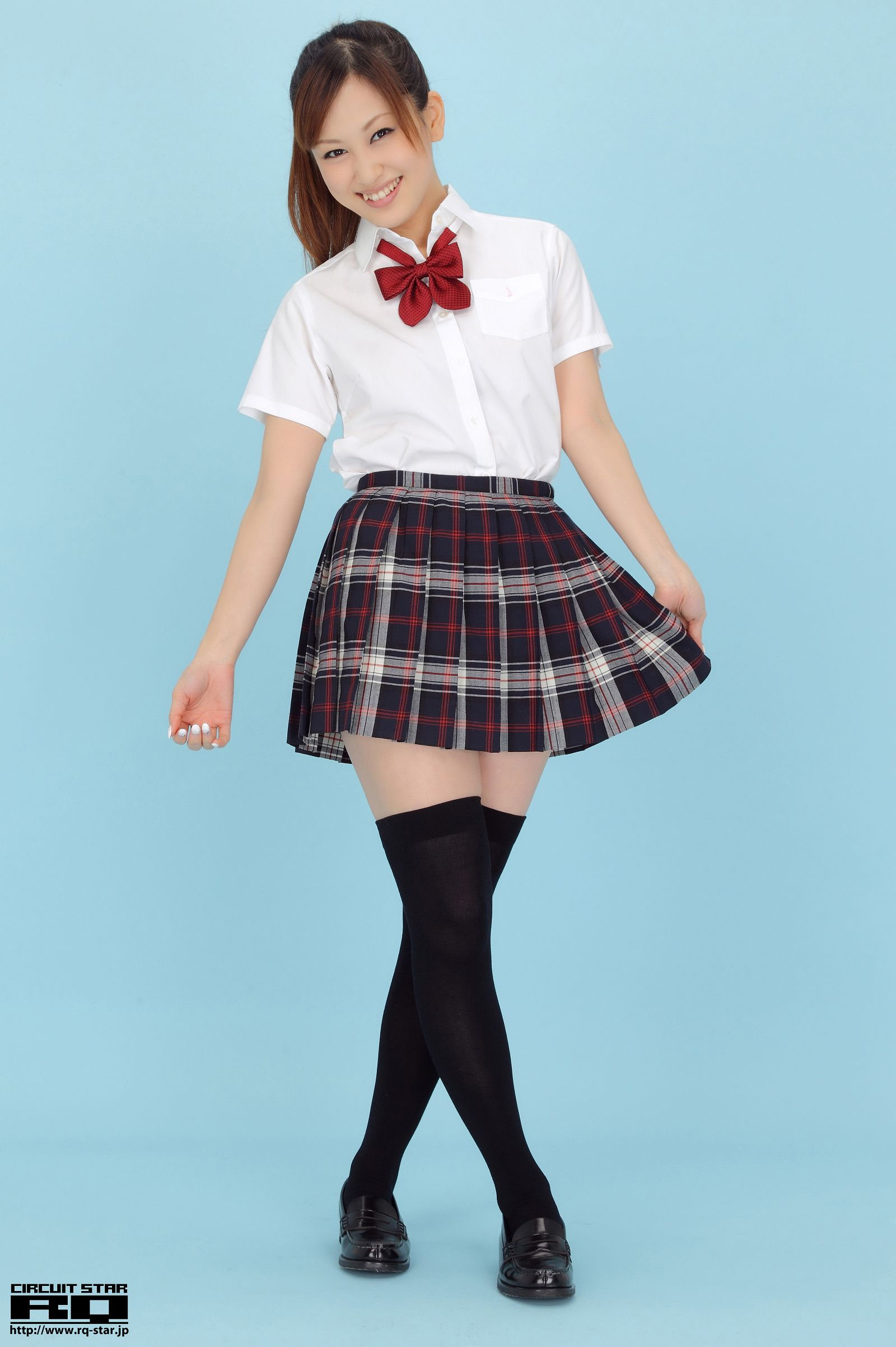 [RQ STAR美女] NO.00602 Chieri Aoba 青葉ちえり School Girl[150P] RQ STAR 第1张