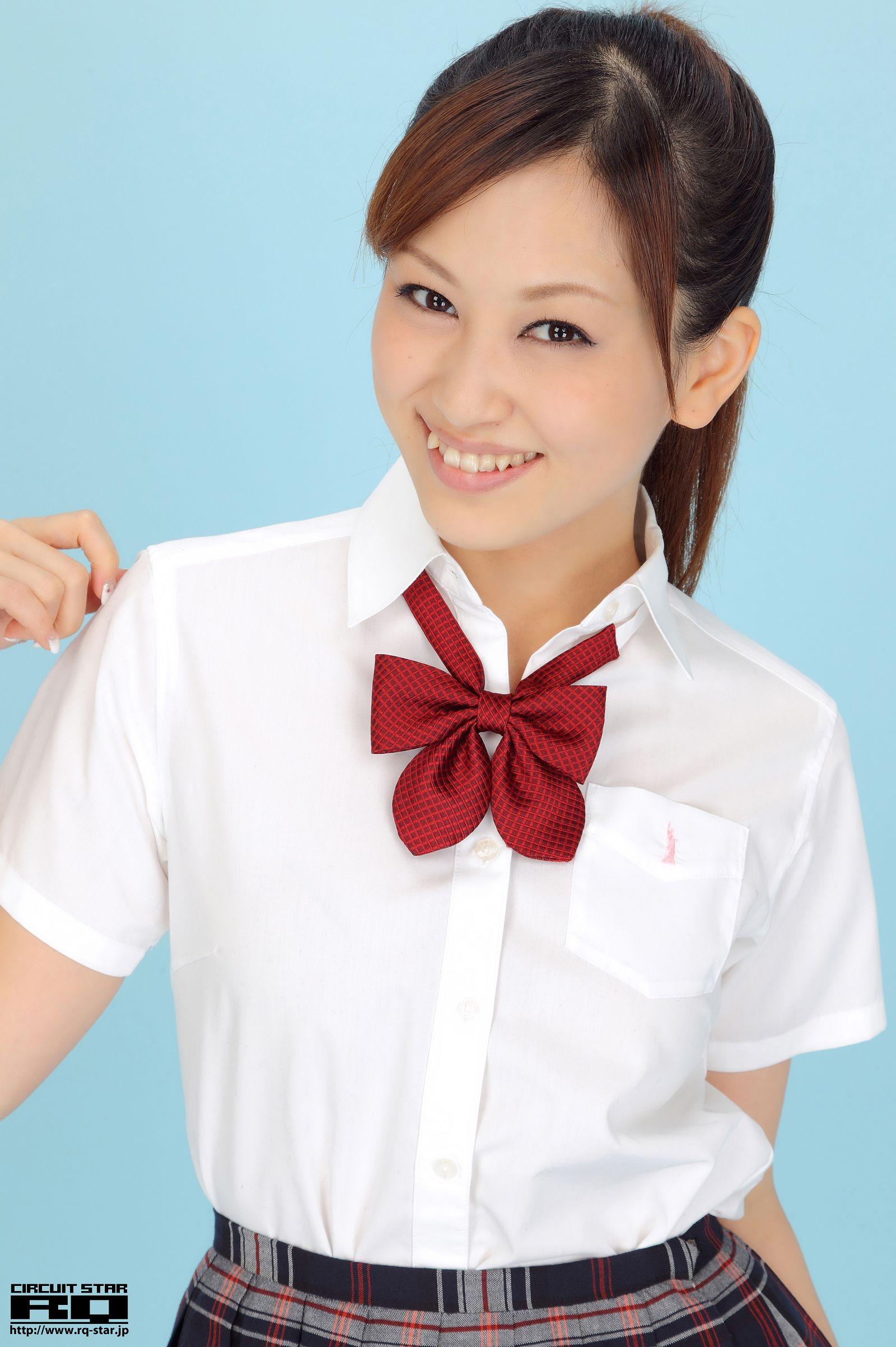 [RQ STAR美女] NO.00602 Chieri Aoba 青葉ちえり School Girl[150P] RQ STAR 第3张