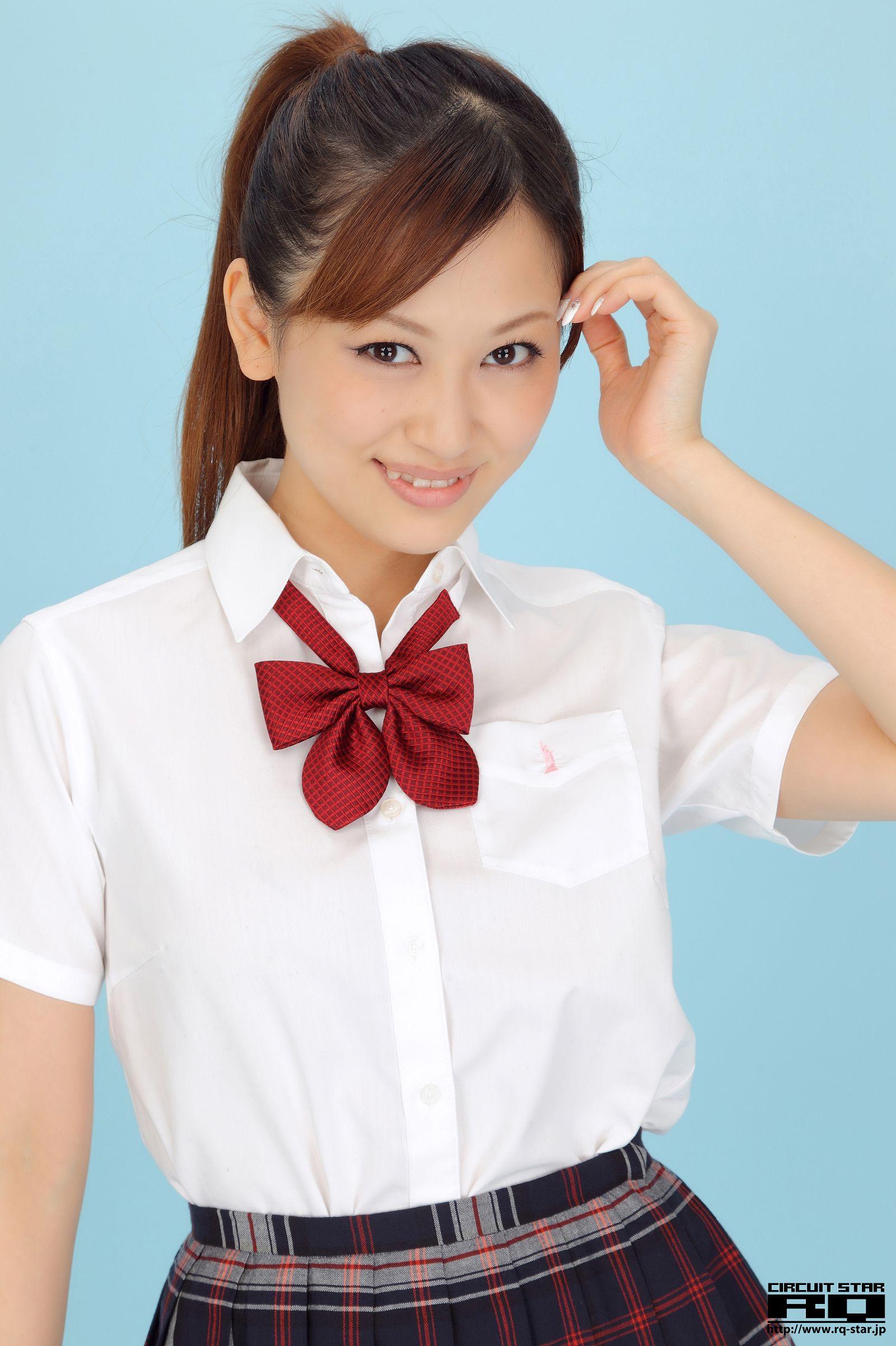 [RQ STAR美女] NO.00602 Chieri Aoba 青葉ちえり School Girl[150P] RQ STAR 第4张