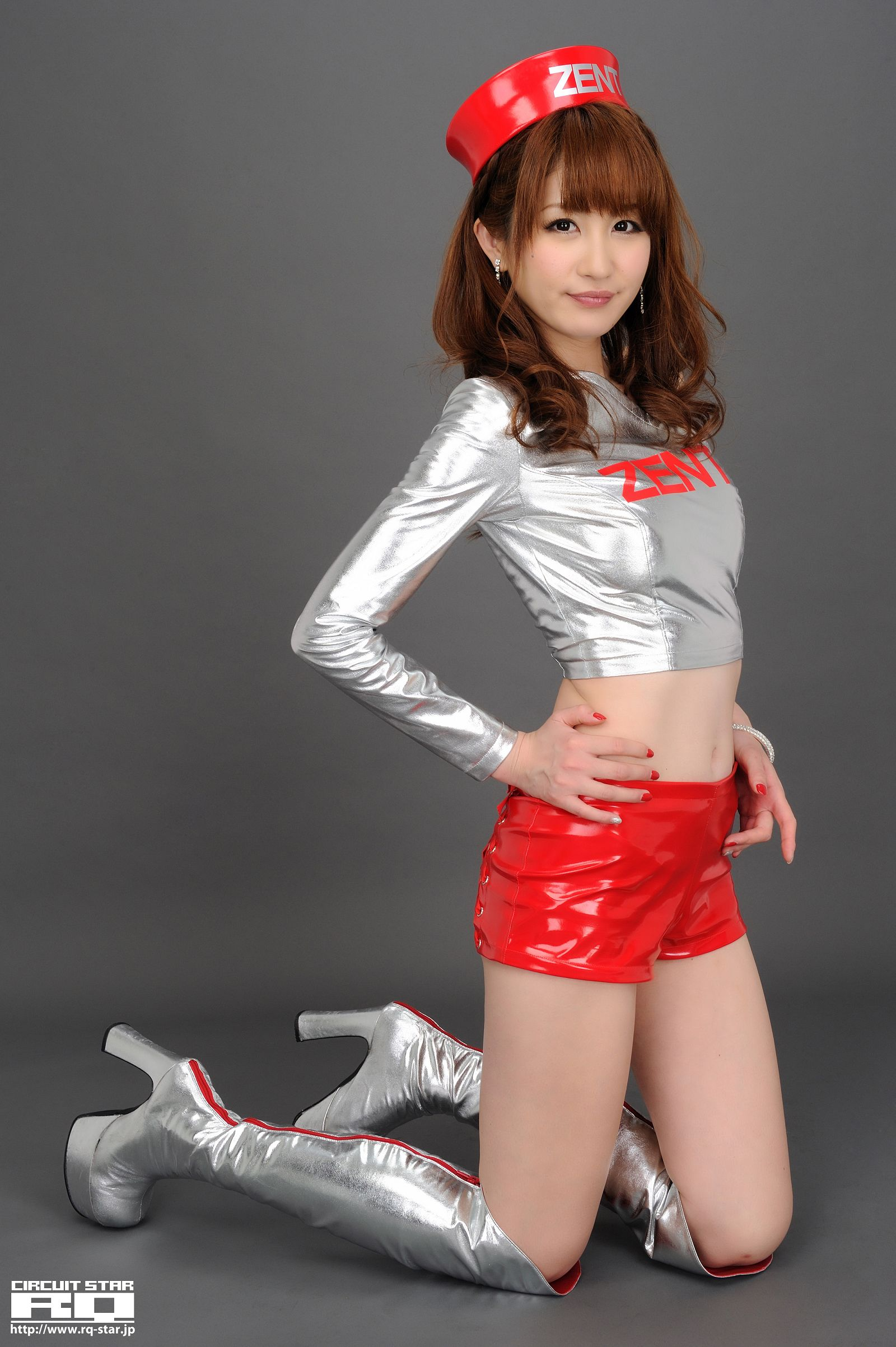 [RQ STAR美女] NO.00632 Maasa Maeda 前田真麻 Race Queen[130P] RQ STAR 第3张