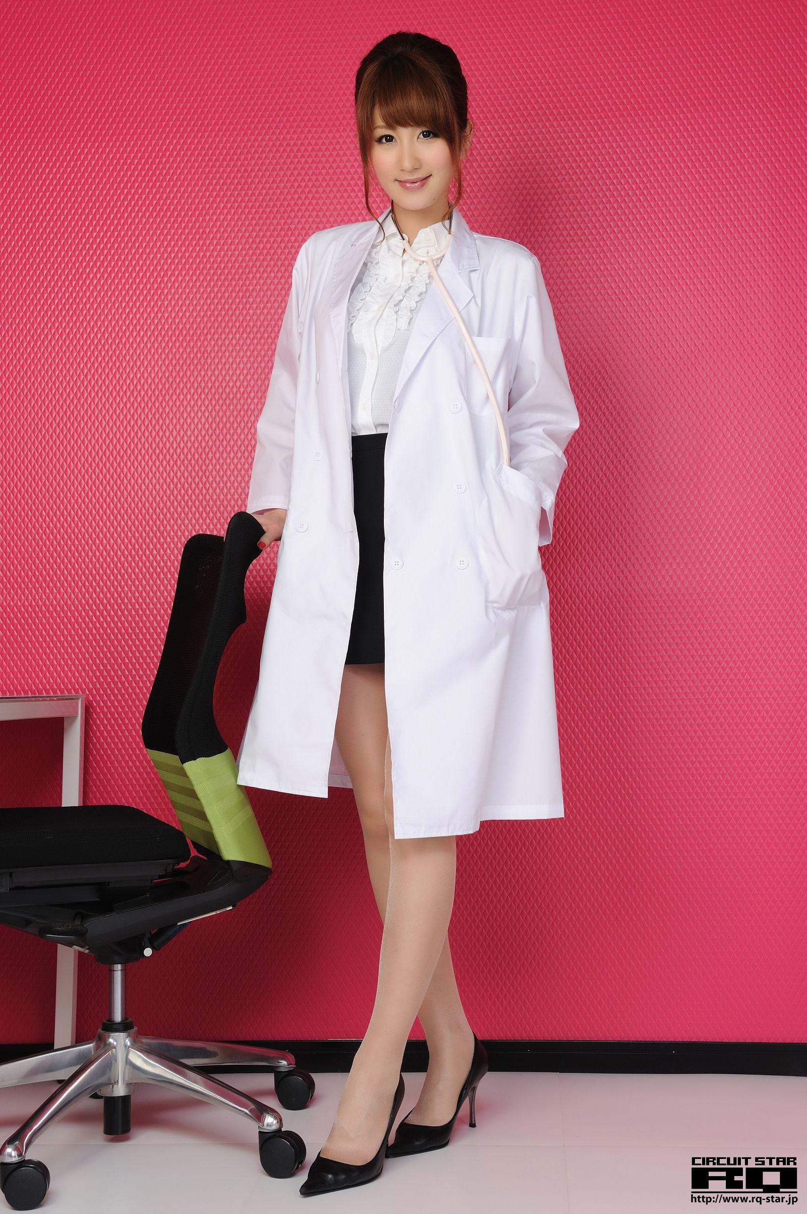 [RQ STAR美女] NO.00633 Maasa Maeda 前田真麻 Doctor Maasa[110P] RQ STAR 第1张