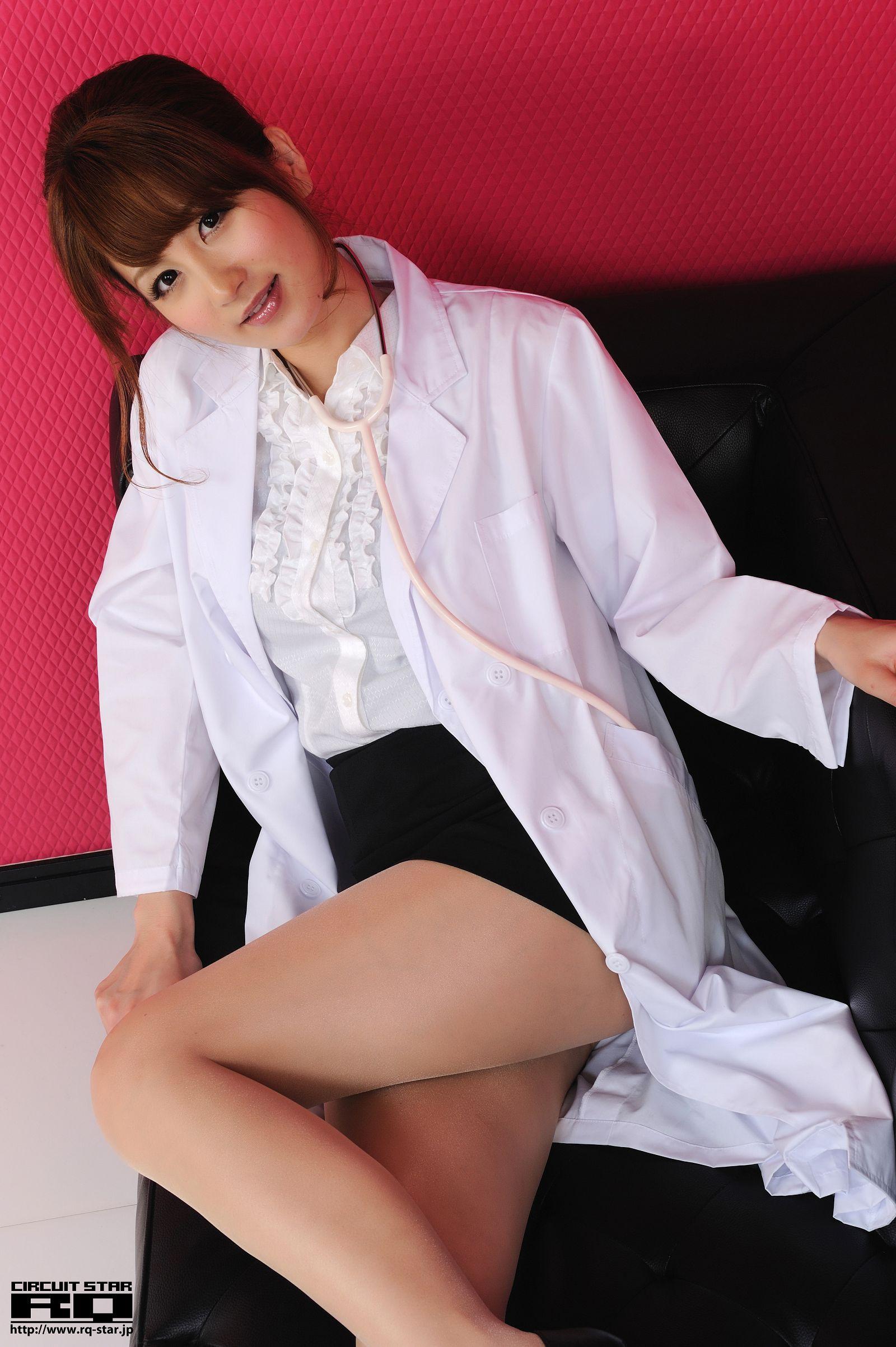 [RQ STAR美女] NO.00633 Maasa Maeda 前田真麻 Doctor Maasa[110P] RQ STAR 第4张