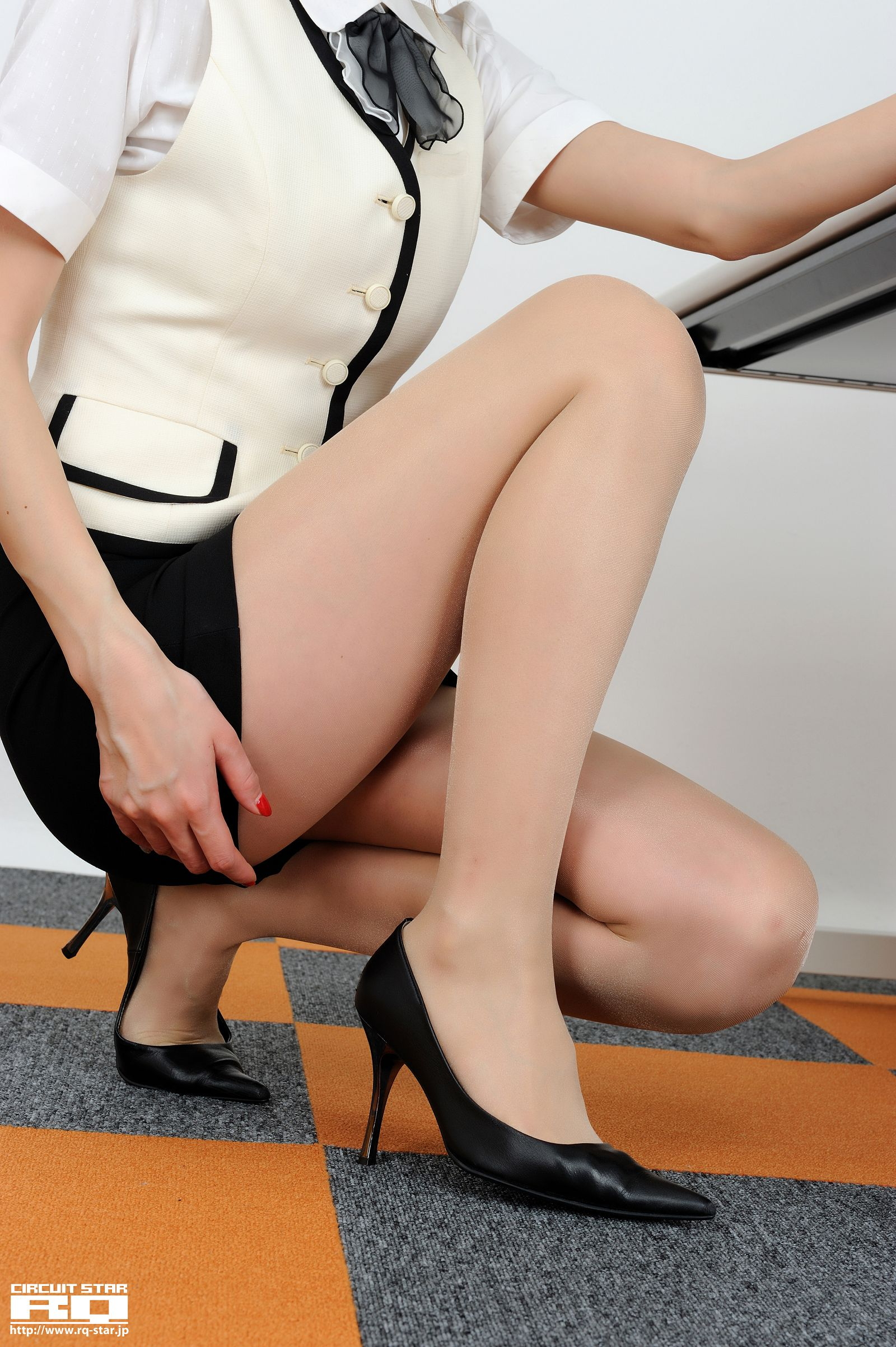 [RQ STAR美女] NO.00635 Maasa Maeda 前田真麻 Office Lady[120P] RQ STAR 第3张