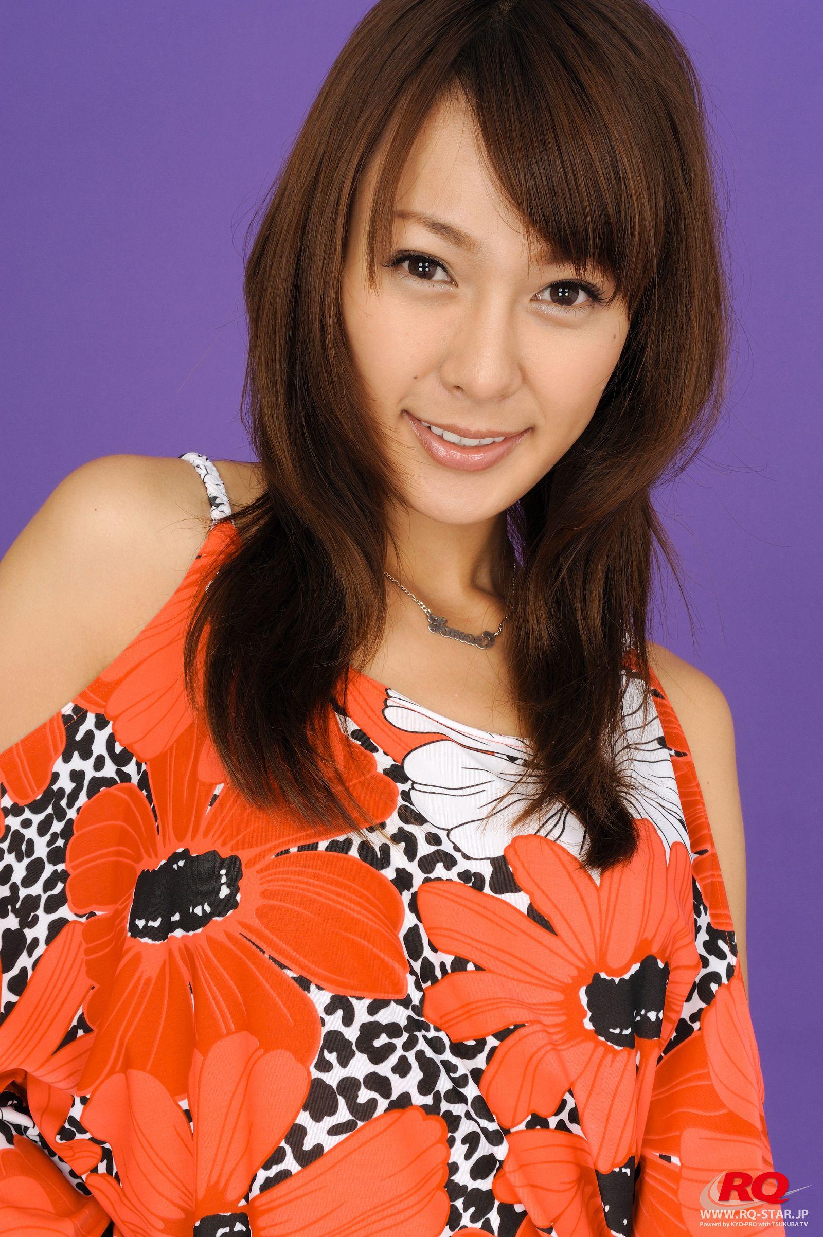 [RQ STAR美女] NO.0064 Tomoe Nakagawa 中川知映 Private Dress[90P] RQ STAR 第2张