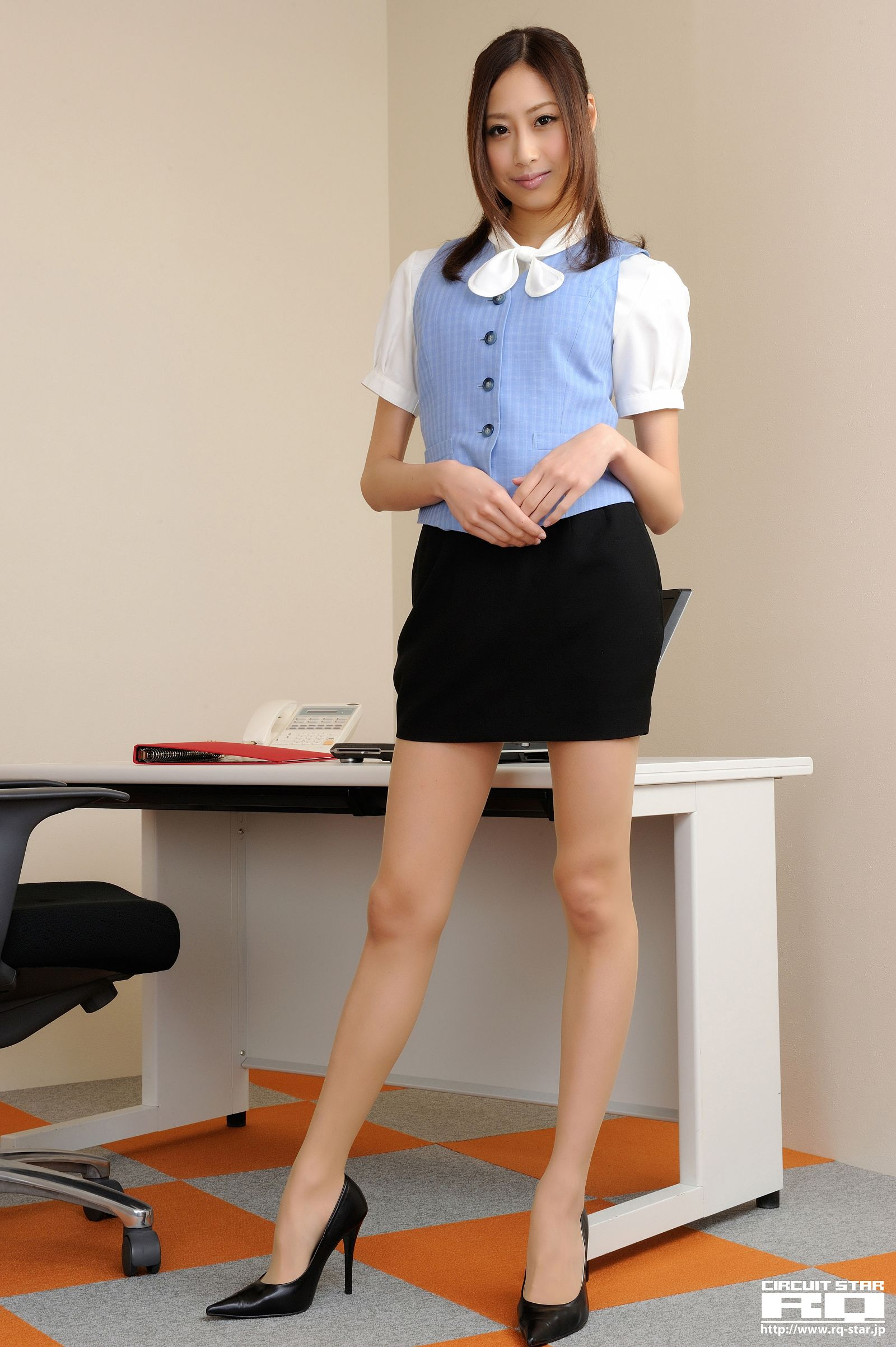 [RQ STAR美女] NO.00652 Miki Sakurai 桜井未來 Office Lady[120P] RQ STAR 第1张