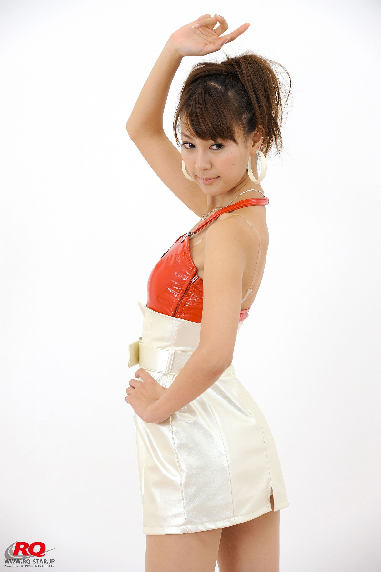 [RQ STAR美女] NO.0067 Tomoe Nakagawa 中川知映 Race Queen 2008 Green Tec[98P] RQ STAR 第4张