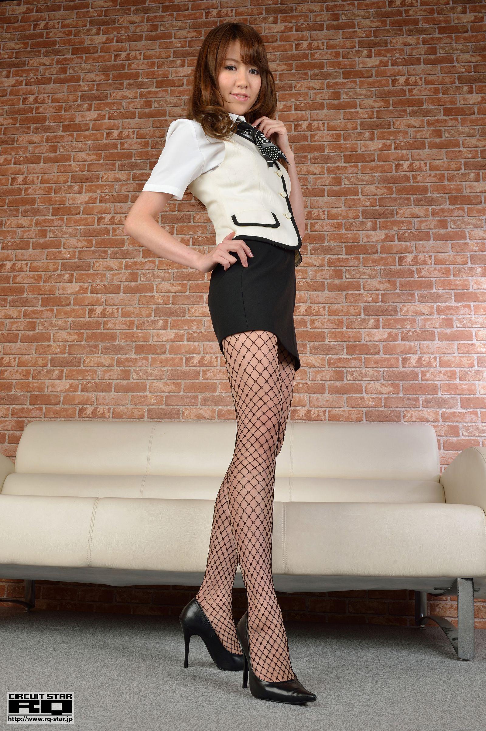 [RQ STAR美女] NO.00670 Mami Aizawa 相沢真美 Office Lady[67P] RQ STAR 第3张