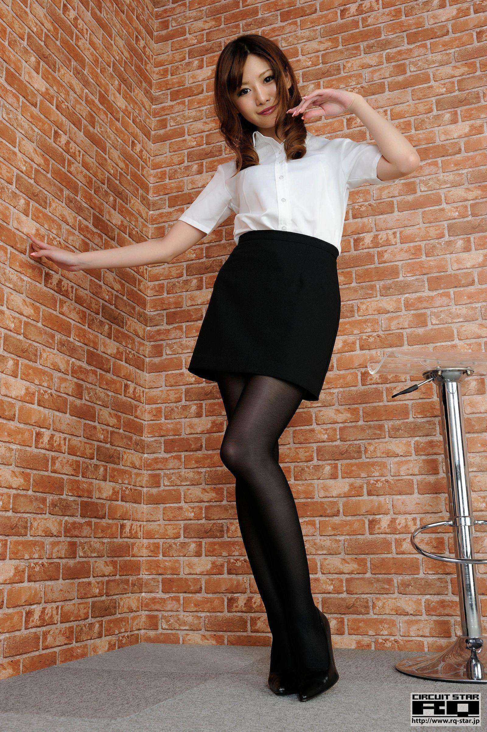 [RQ STAR美女] NO.00663 Aoi Shirakawa 白河あおい Office Lady[125P] RQ STAR 第1张